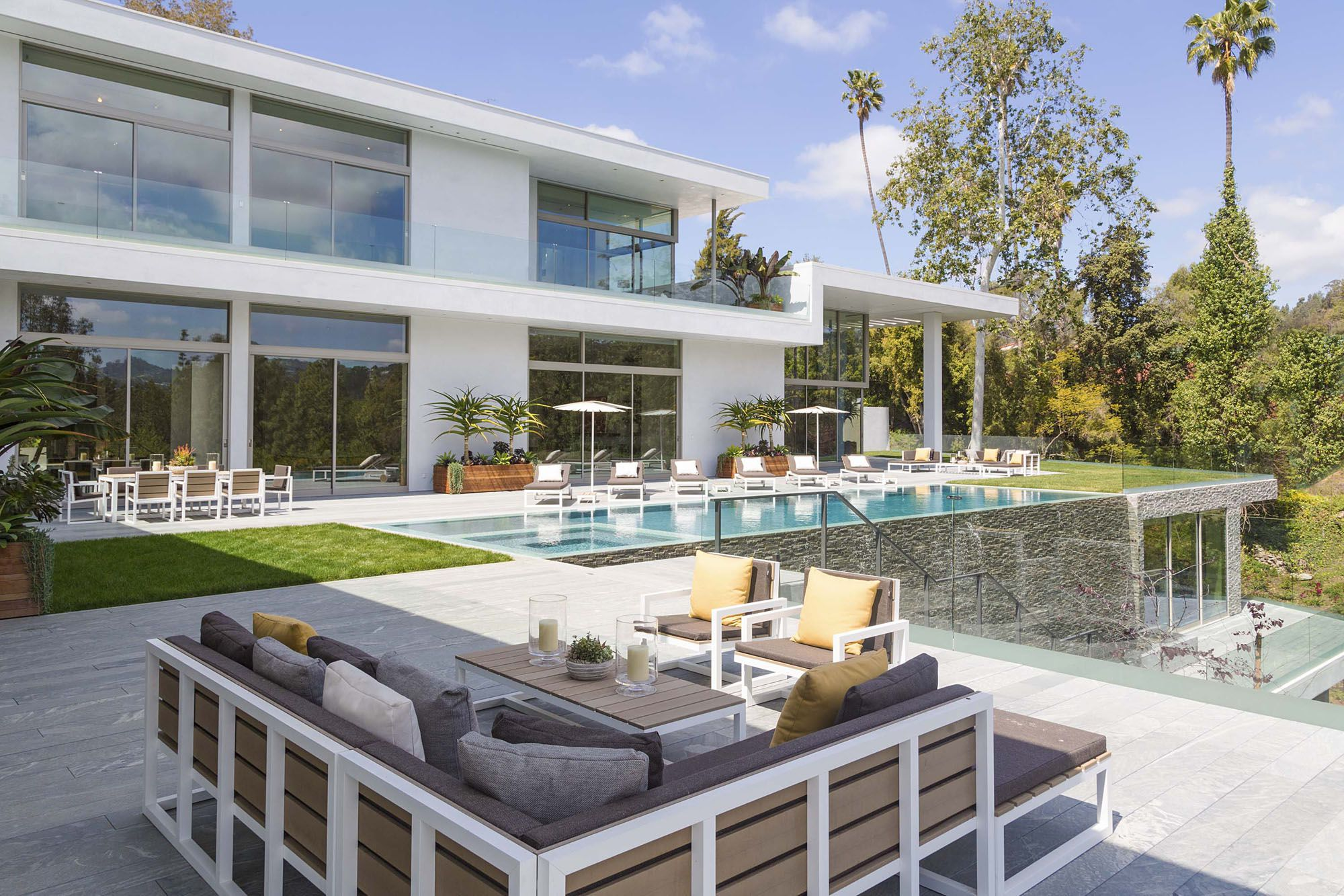 Holmby Hills Residence-24
