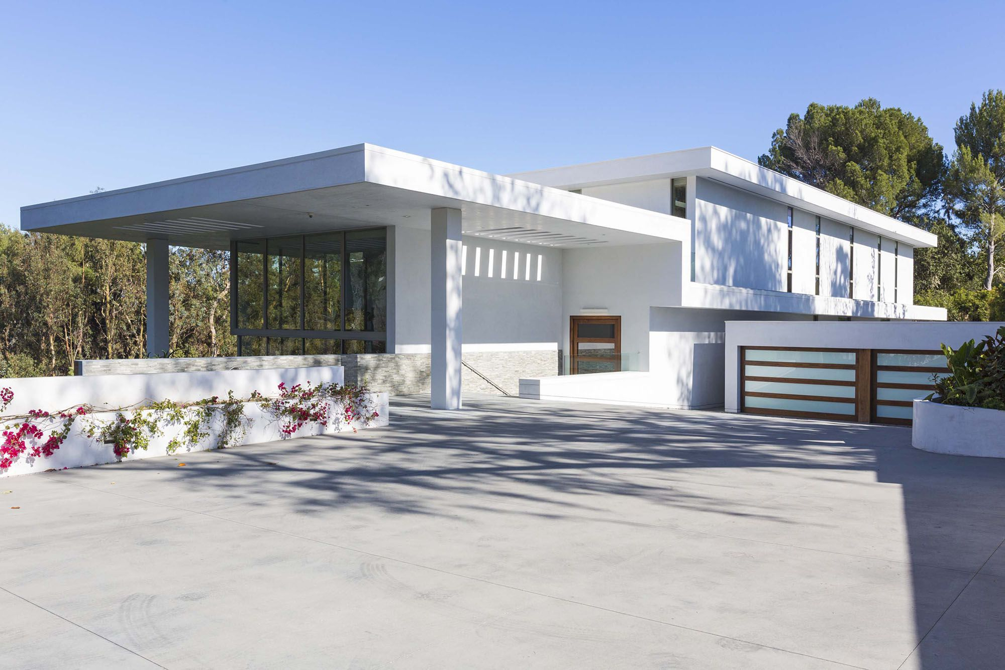 Holmby Hills Residence-36