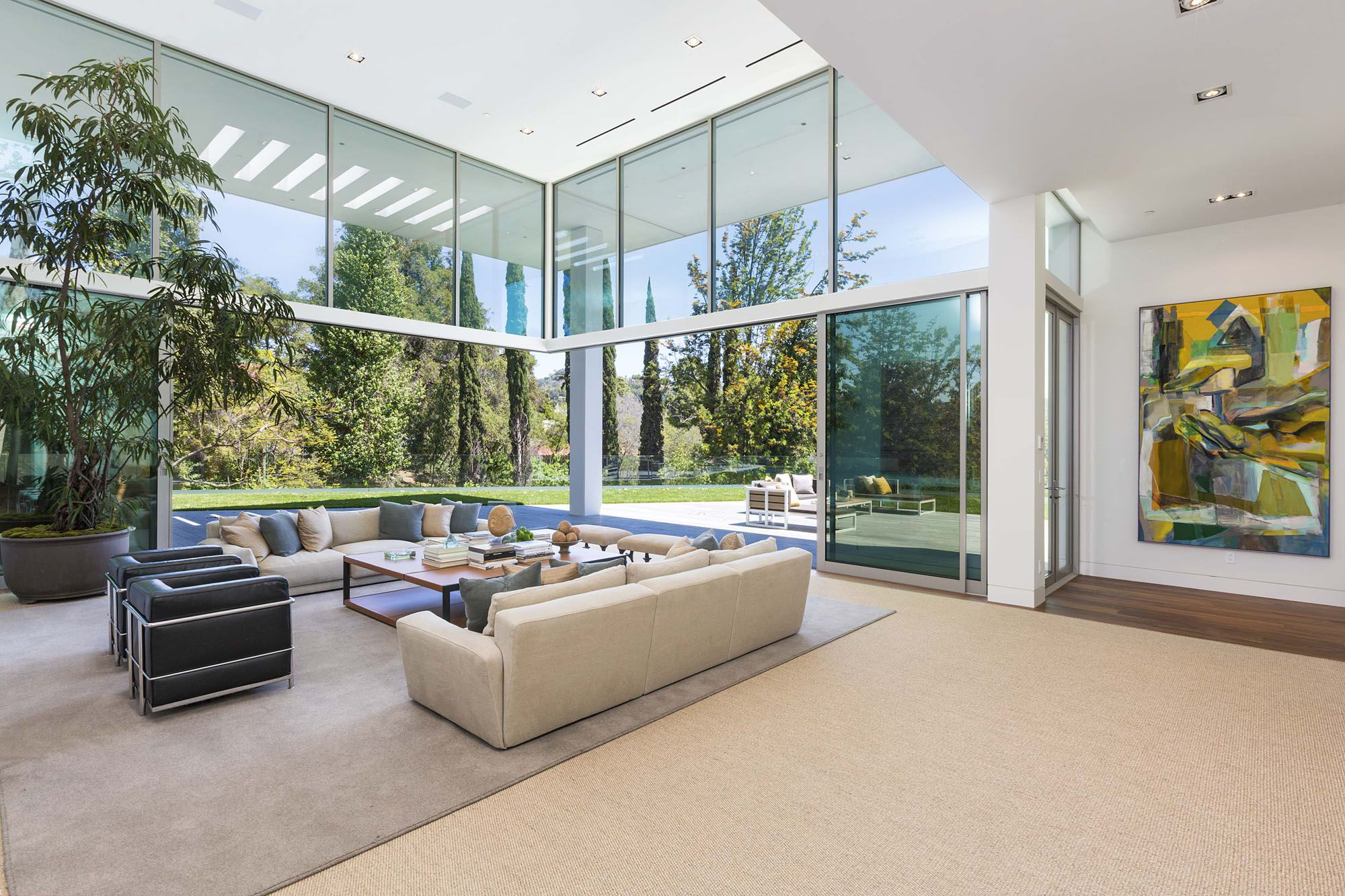 Holmby Hills Residence-43