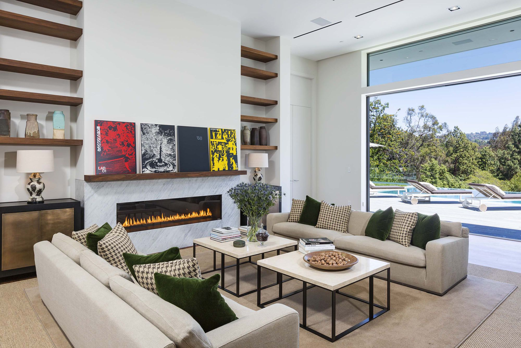 Holmby Hills Residence-50