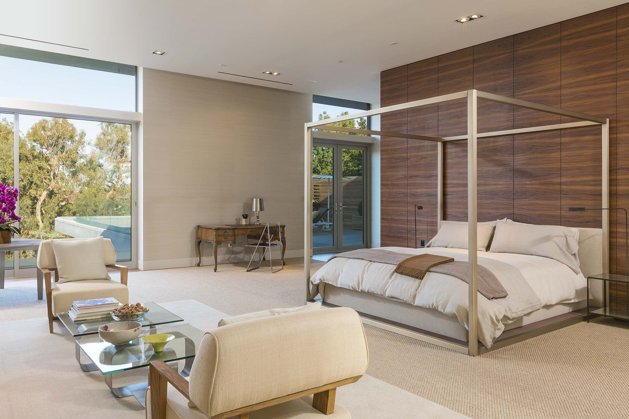 Holmby Hills Residence-70