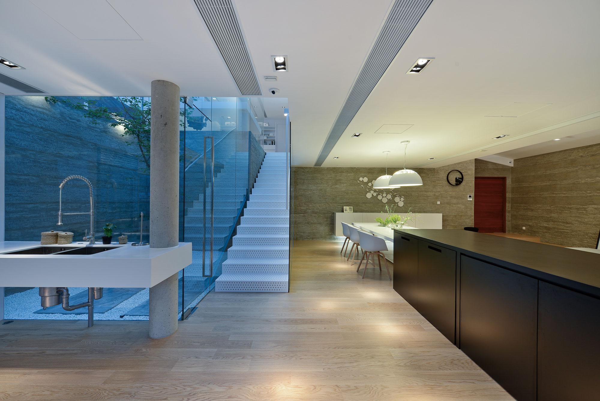 Interior design hong kong home - House In Shatin 06