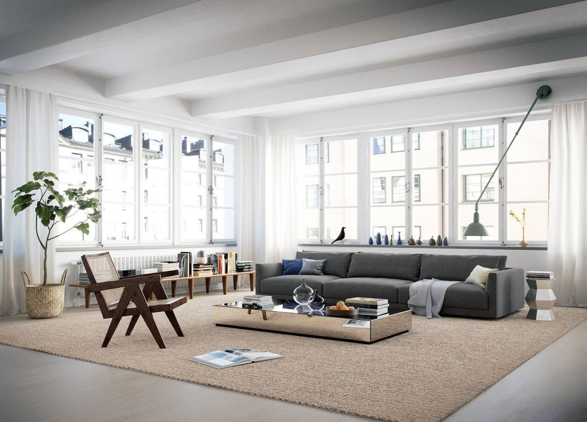 Loft Apartment Located in a Former Chocolate Factory in Stockholm-02