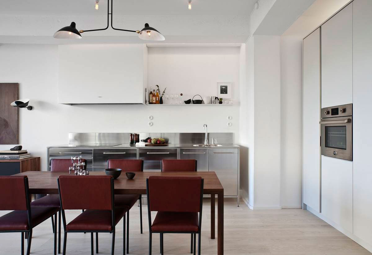 Loft Apartment Located in a Former Chocolate Factory in Stockholm-09