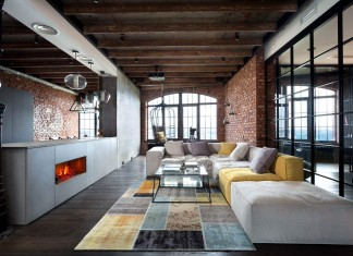 Loft is Loft by Martin Architects