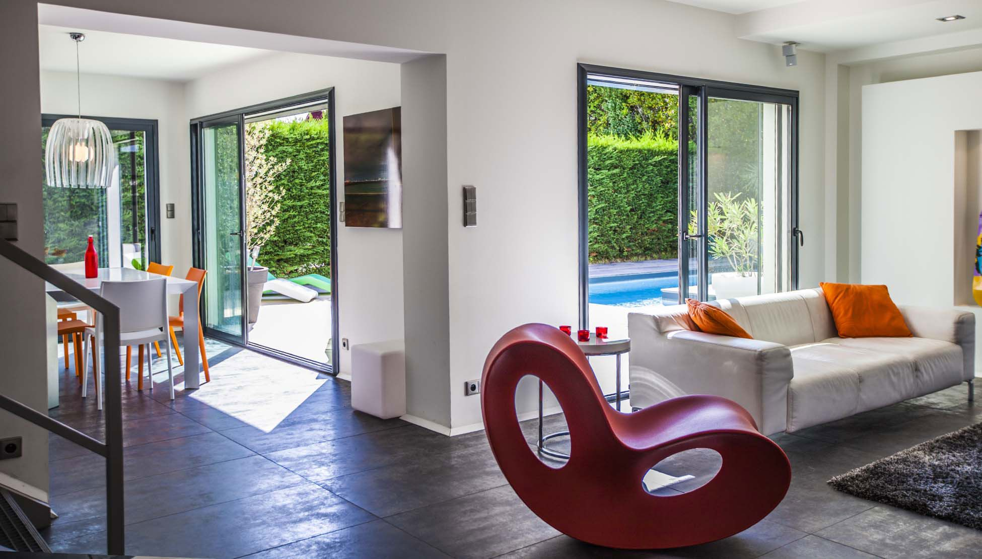 Luxury Villa Pop Art in Anglet-08