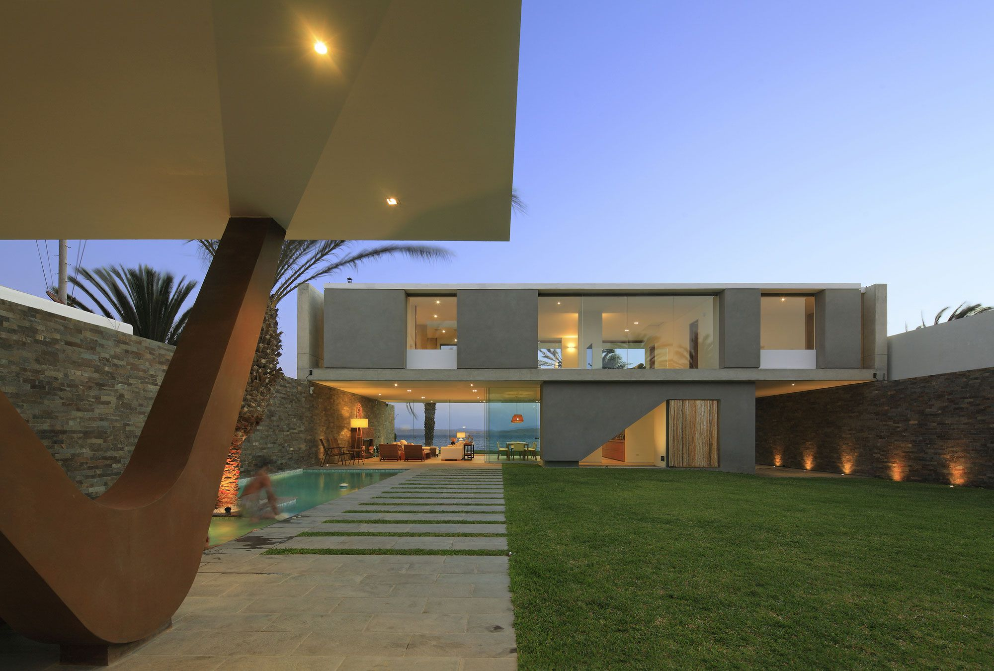 Mar de Luz House by Oscar Gonzalez Moix-31