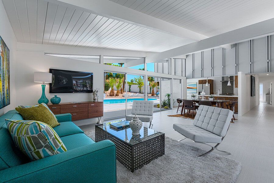 Mid-Century Home by Palmer & Krisel AIA
