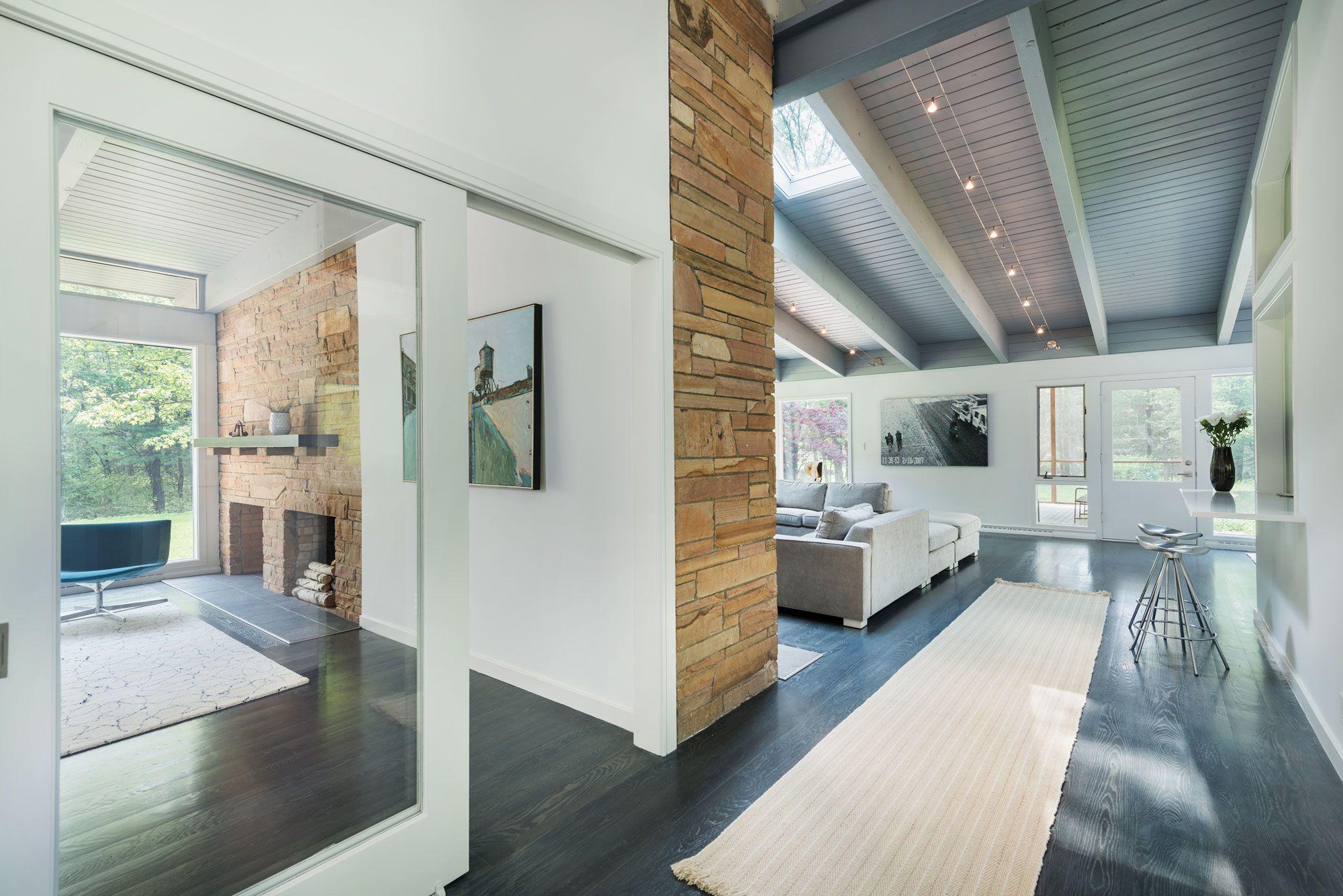 Mid-Century Modern Home Design by Flavin Architects - CAANdesign ...