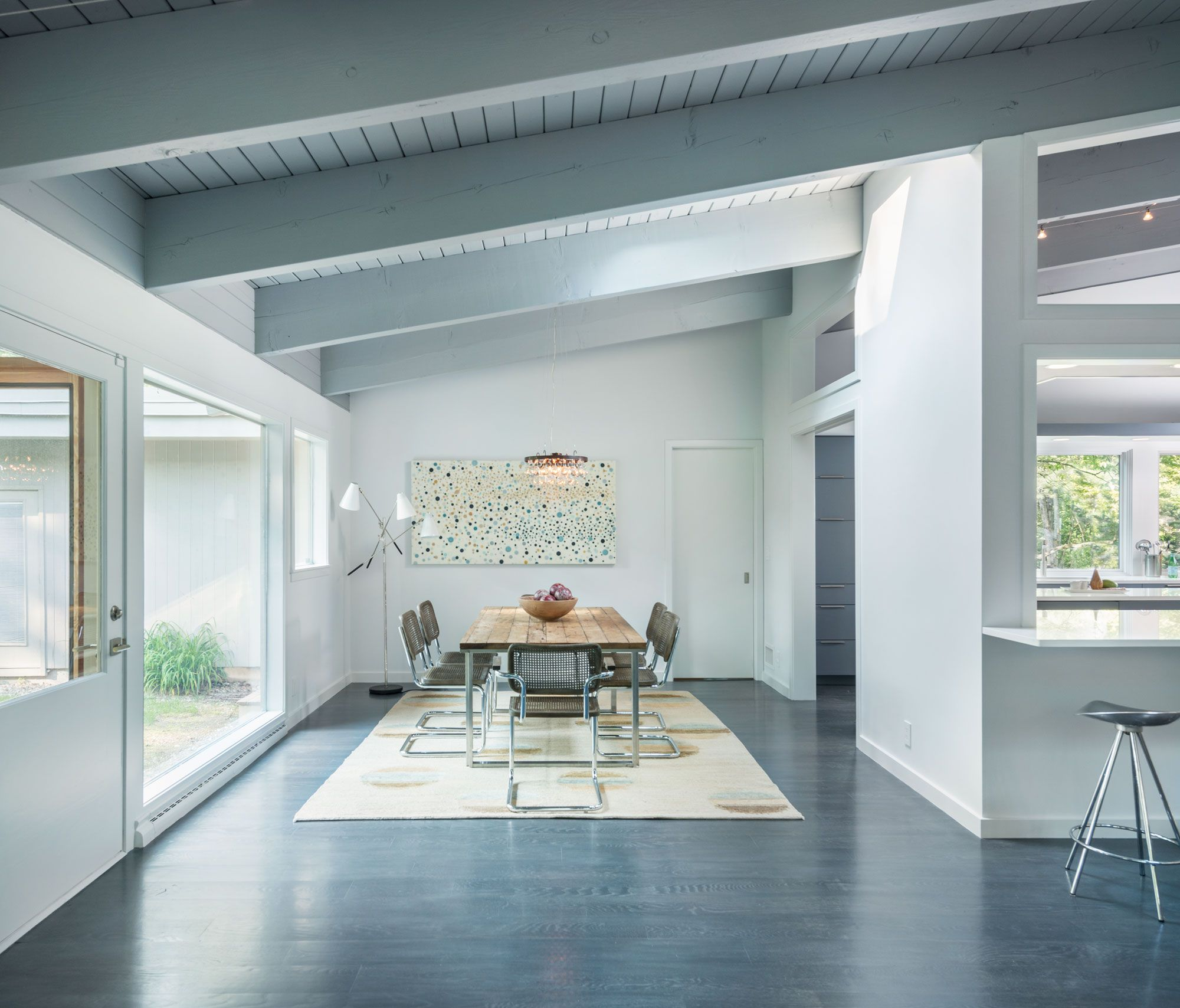 Mid Century Modern Home Designs: Mid-Century Modern Home Design By Flavin Architects