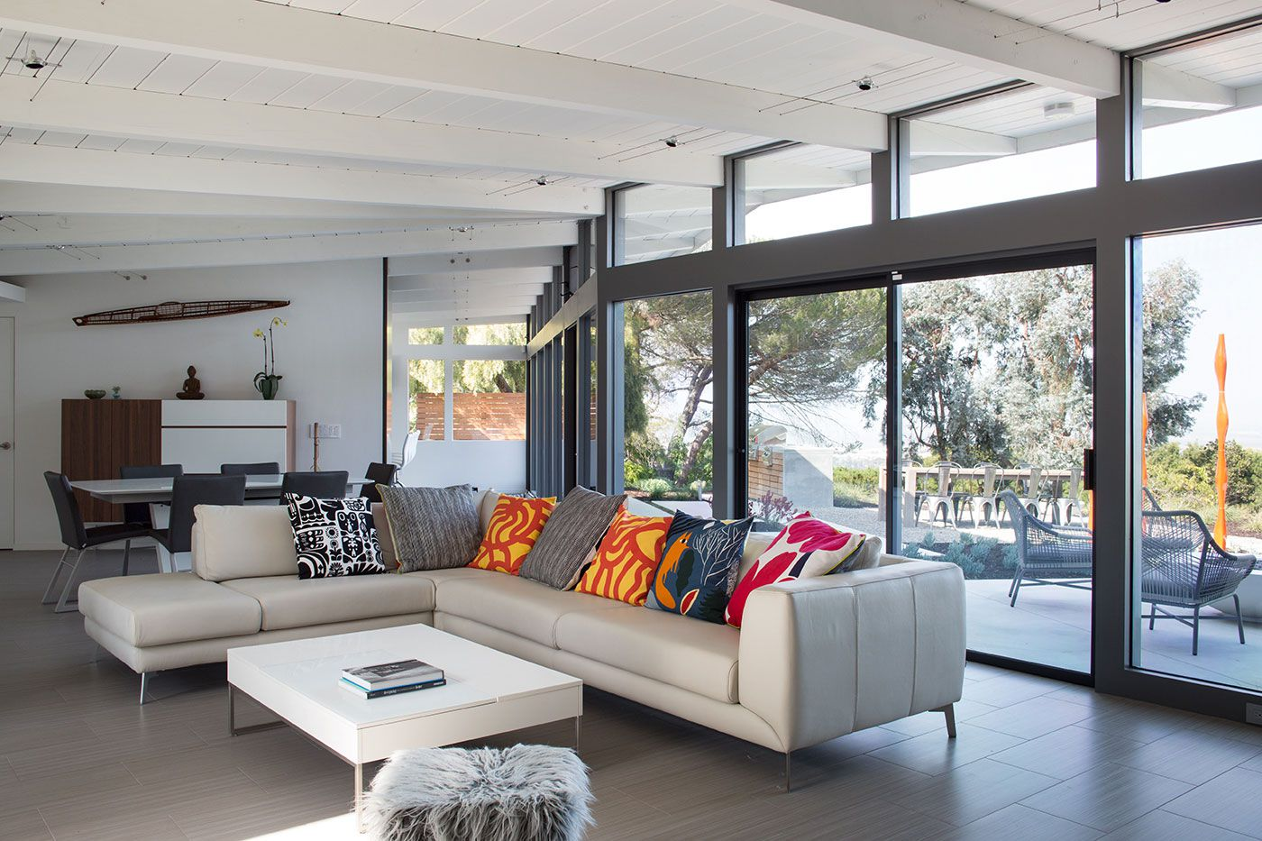 Mid Century Modern View House Remodel By Klopf