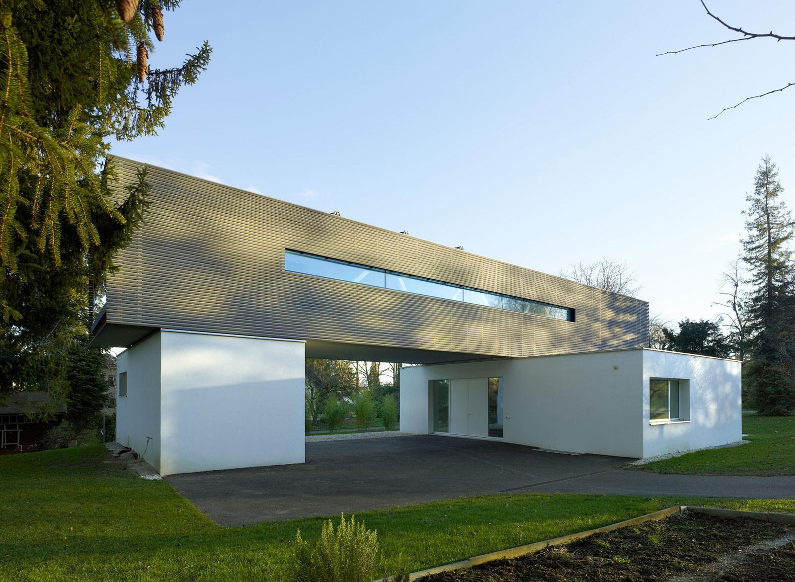 Minergie Villa Christian von Düring architecte-01