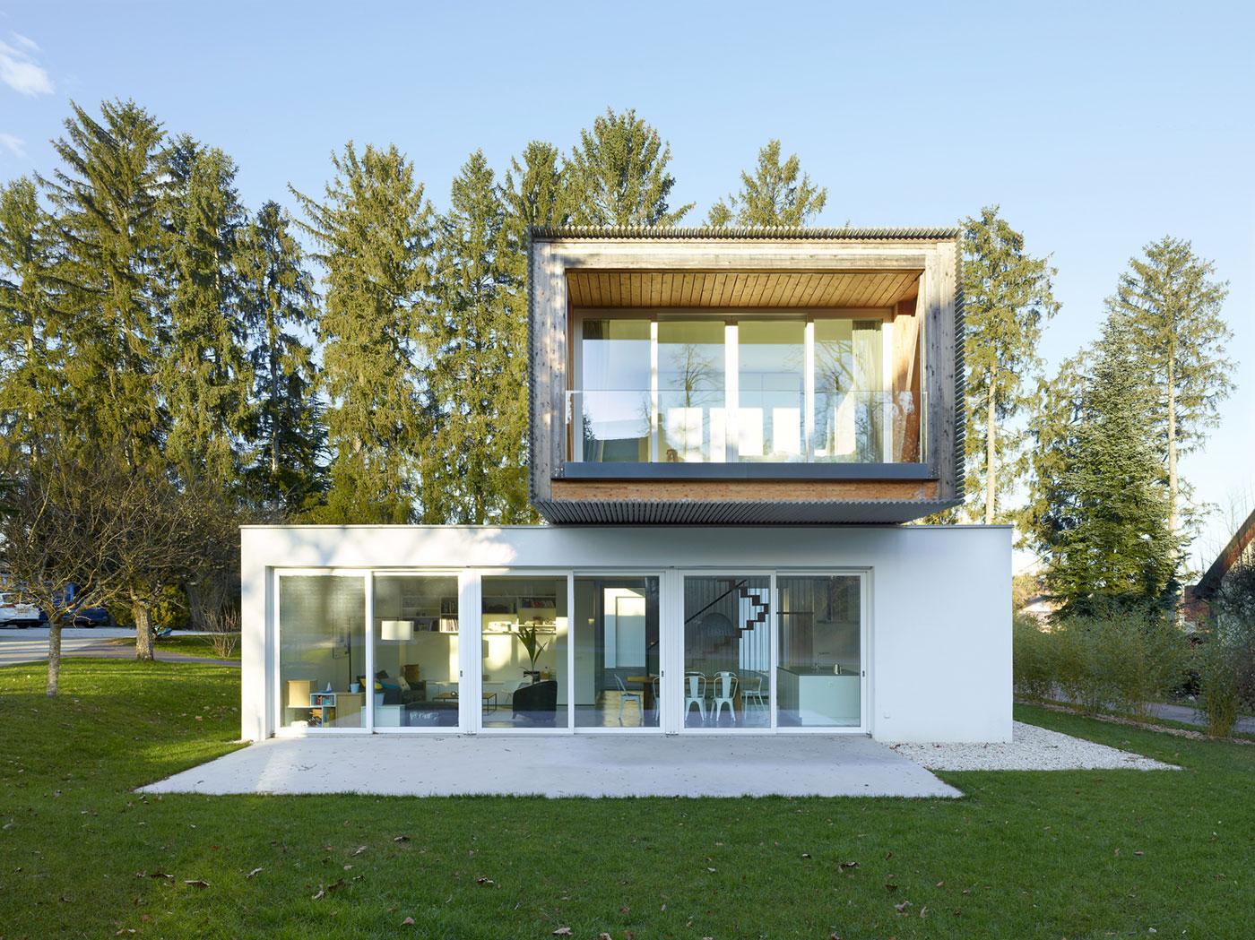 Minergie Villa Christian von Düring architecte-04