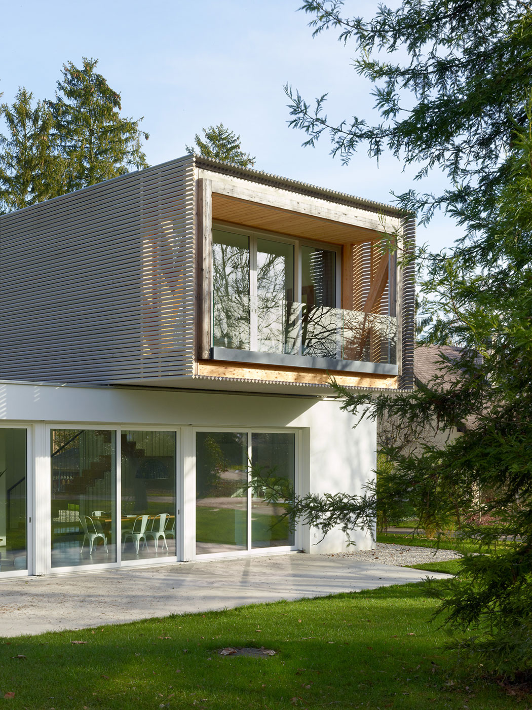 Minergie Villa Christian von Düring architecte-06