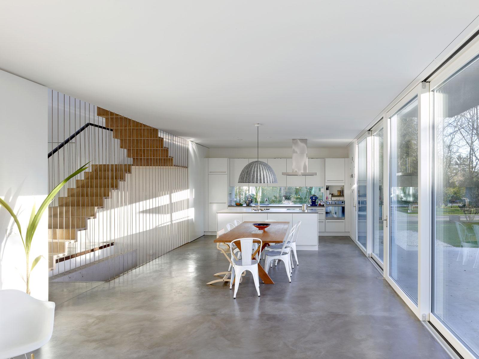 Minergie Villa Christian von Düring architecte-10