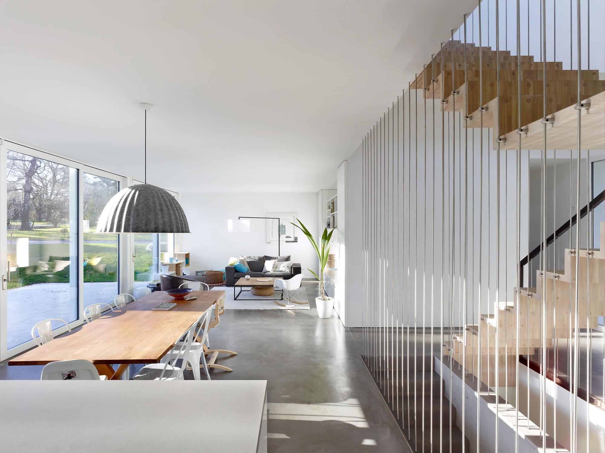 Minergie Villa Christian von Düring architecte-11