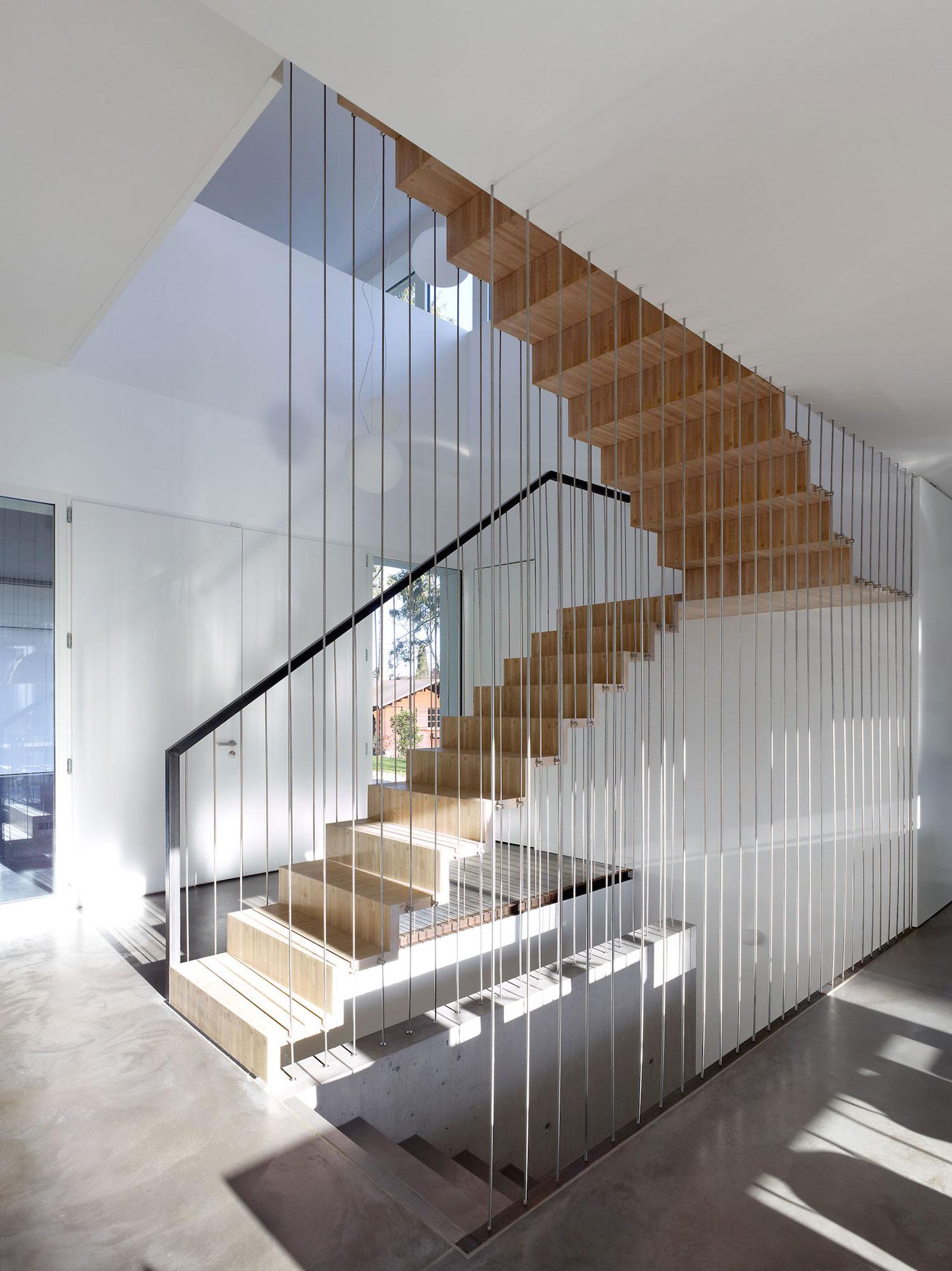 Minergie Villa Christian von Düring architecte-15
