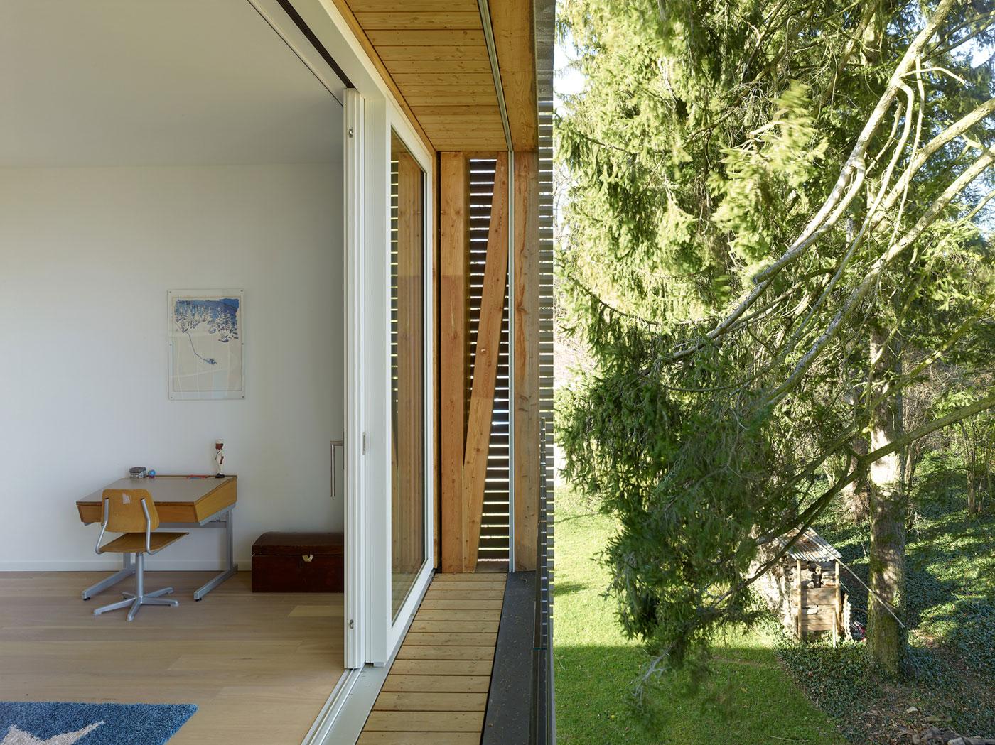 Minergie Villa Christian von Düring architecte-24