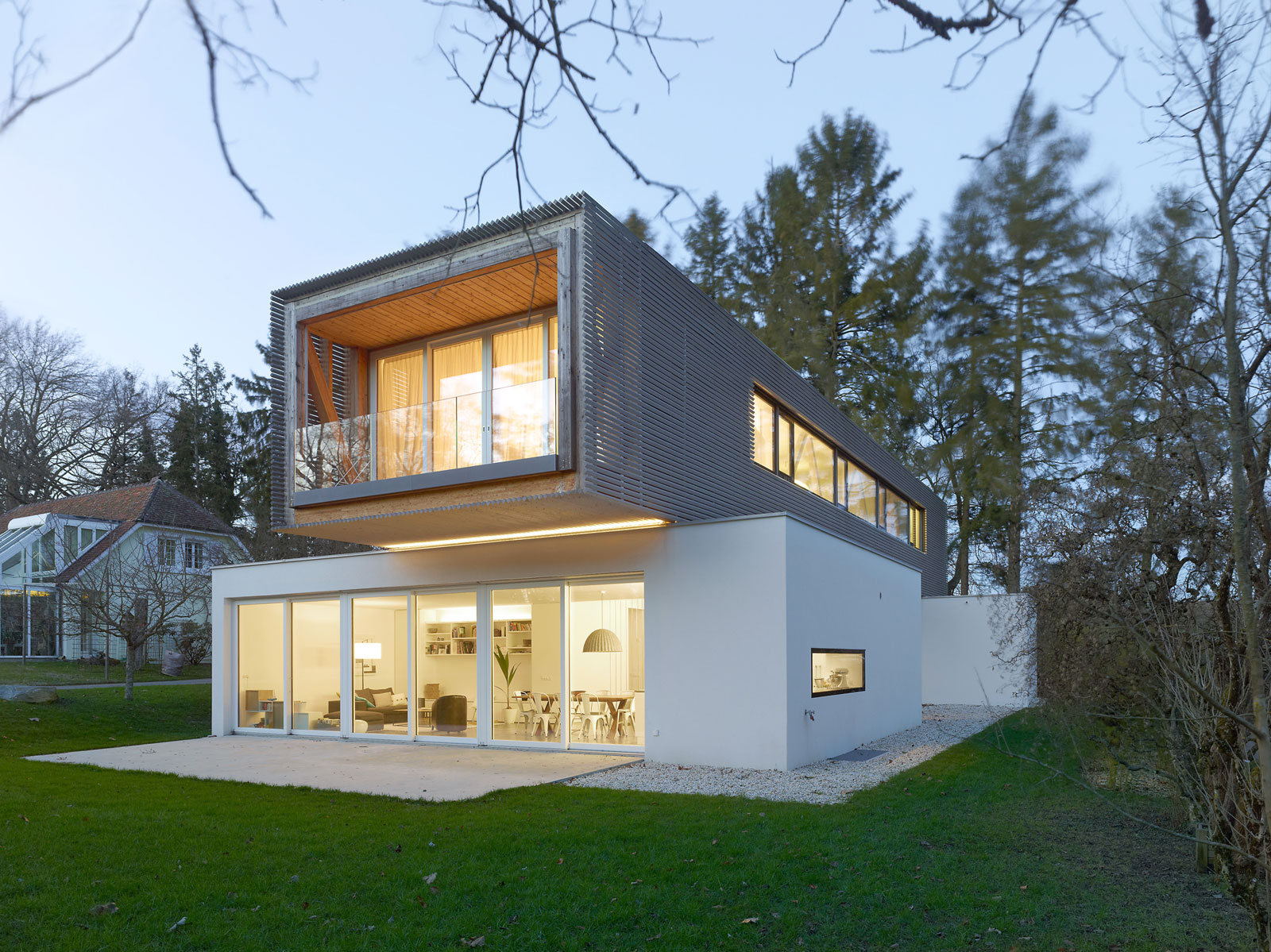 Minergie Villa Christian von Düring architecte-26