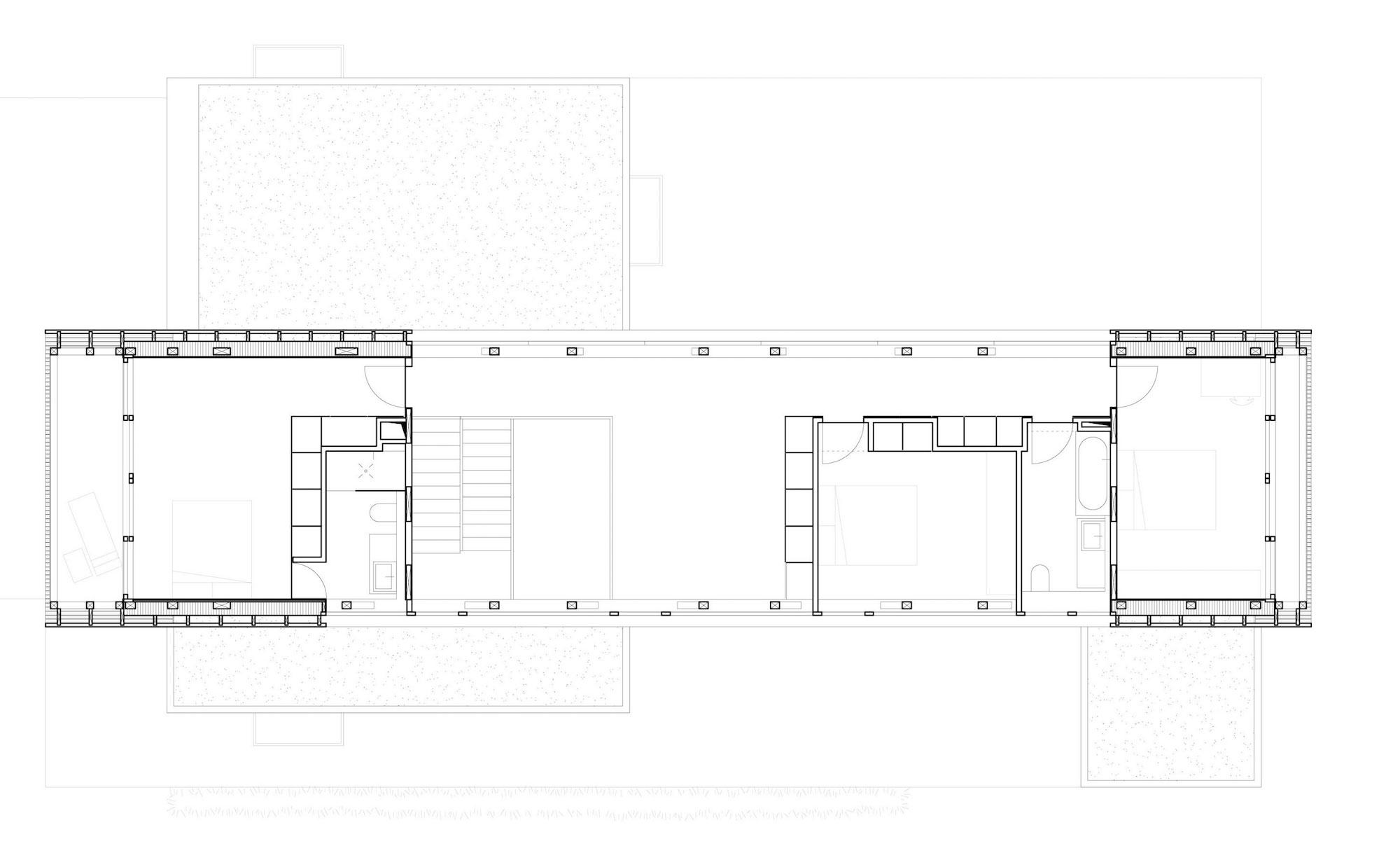 Minergie Villa Christian von Düring architecte-29