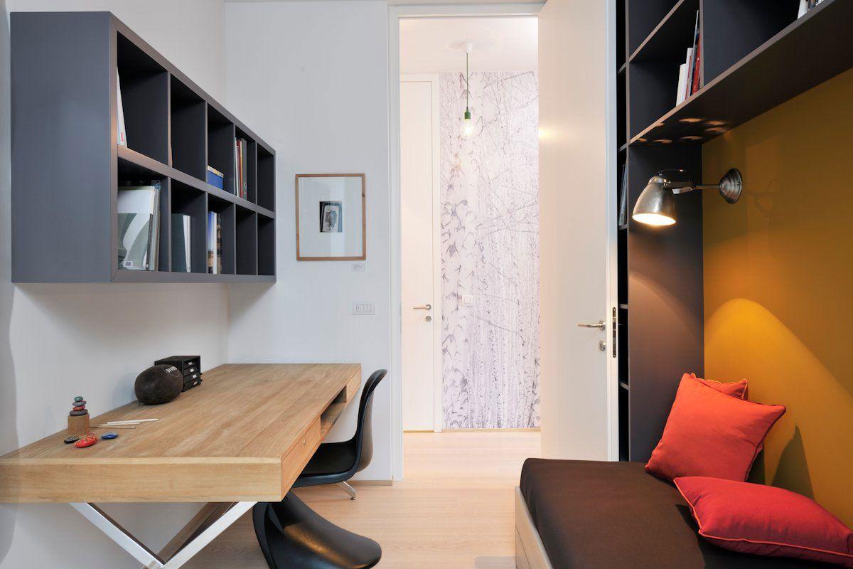 Model Apartment in Ljubljana-10