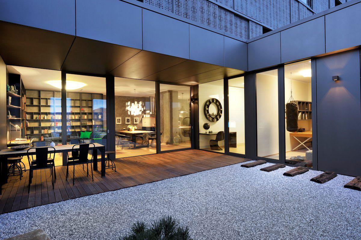 Model Apartment in Ljubljana-11