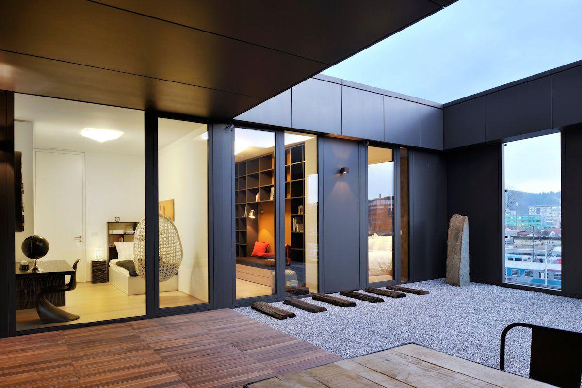 Model Apartment in Ljubljana-12