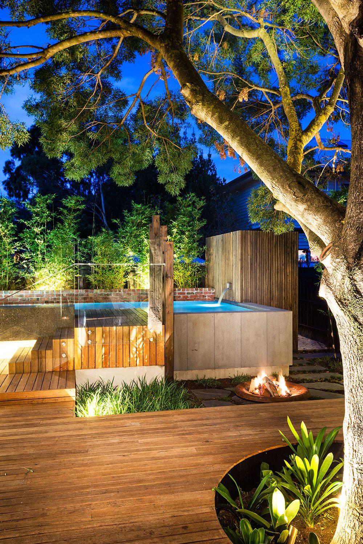 Modern Naroon Road Garden Decoration by Cos Design ...