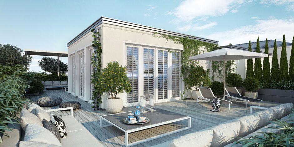 Modern Penthouse Design in Berlin-01