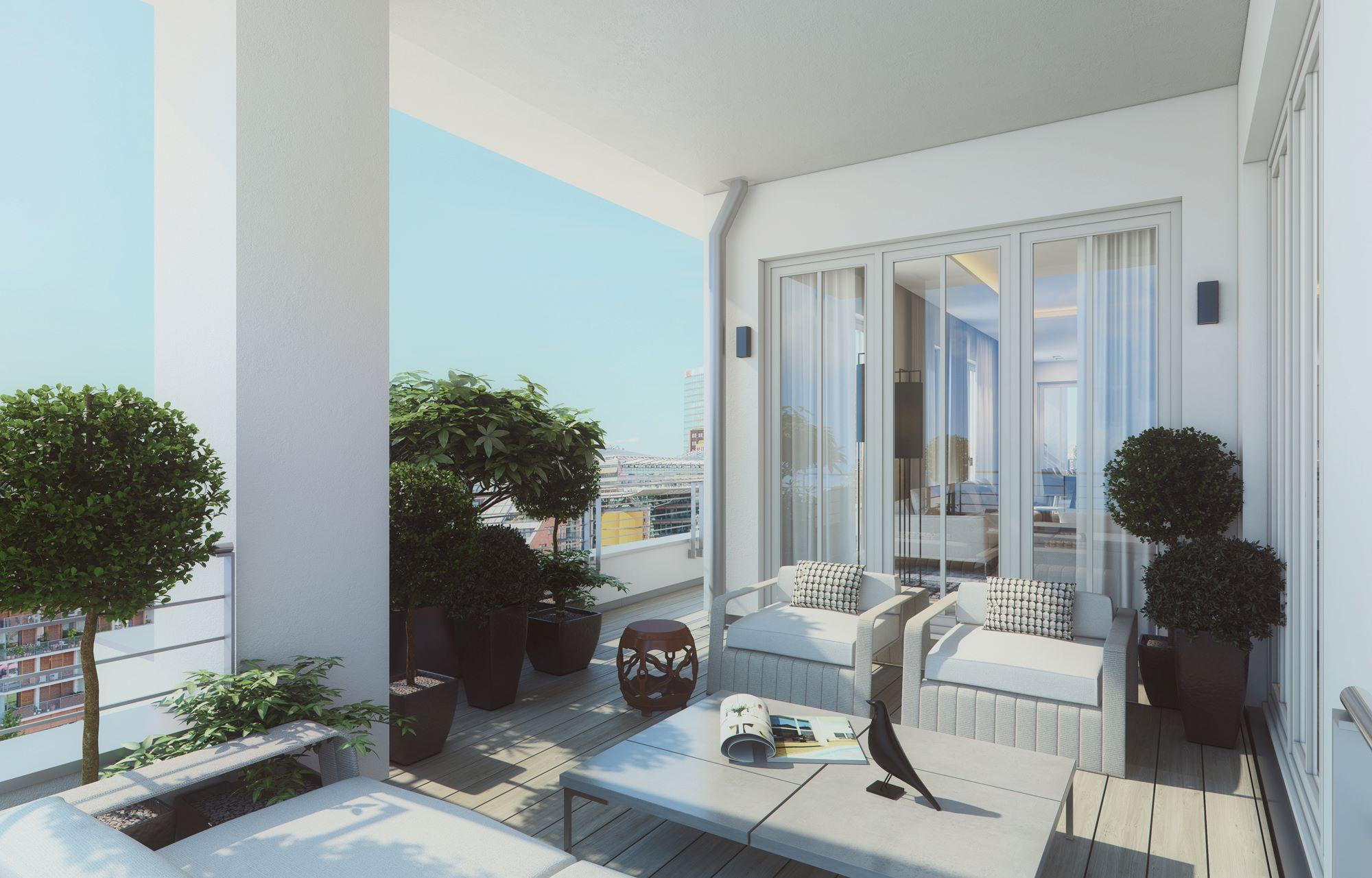 Modern Penthouse Design in Berlin-02