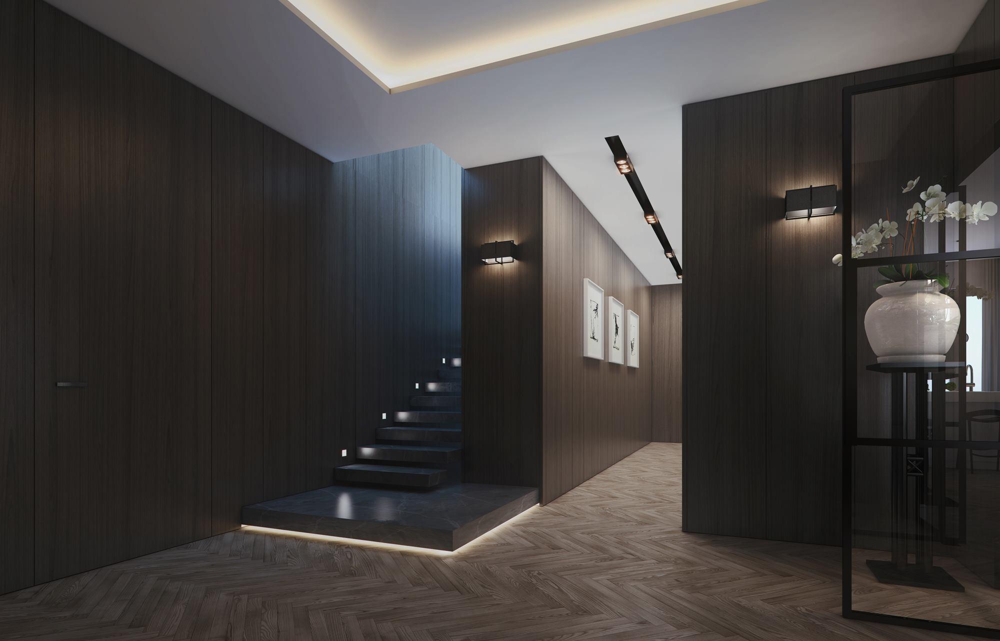 Modern Penthouse Design in Berlin-12