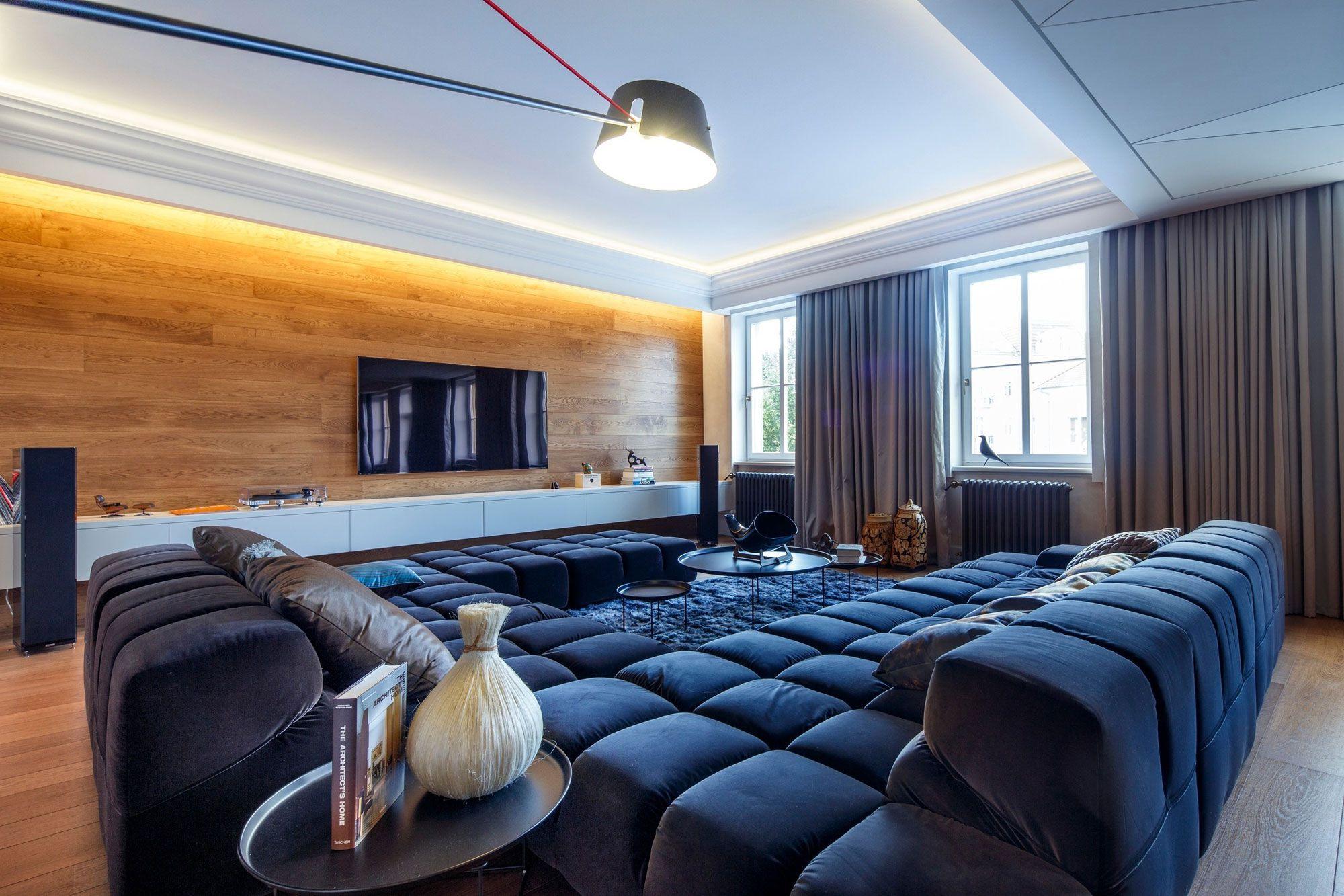 Modern Style of Man Choice 2 Apartment-02