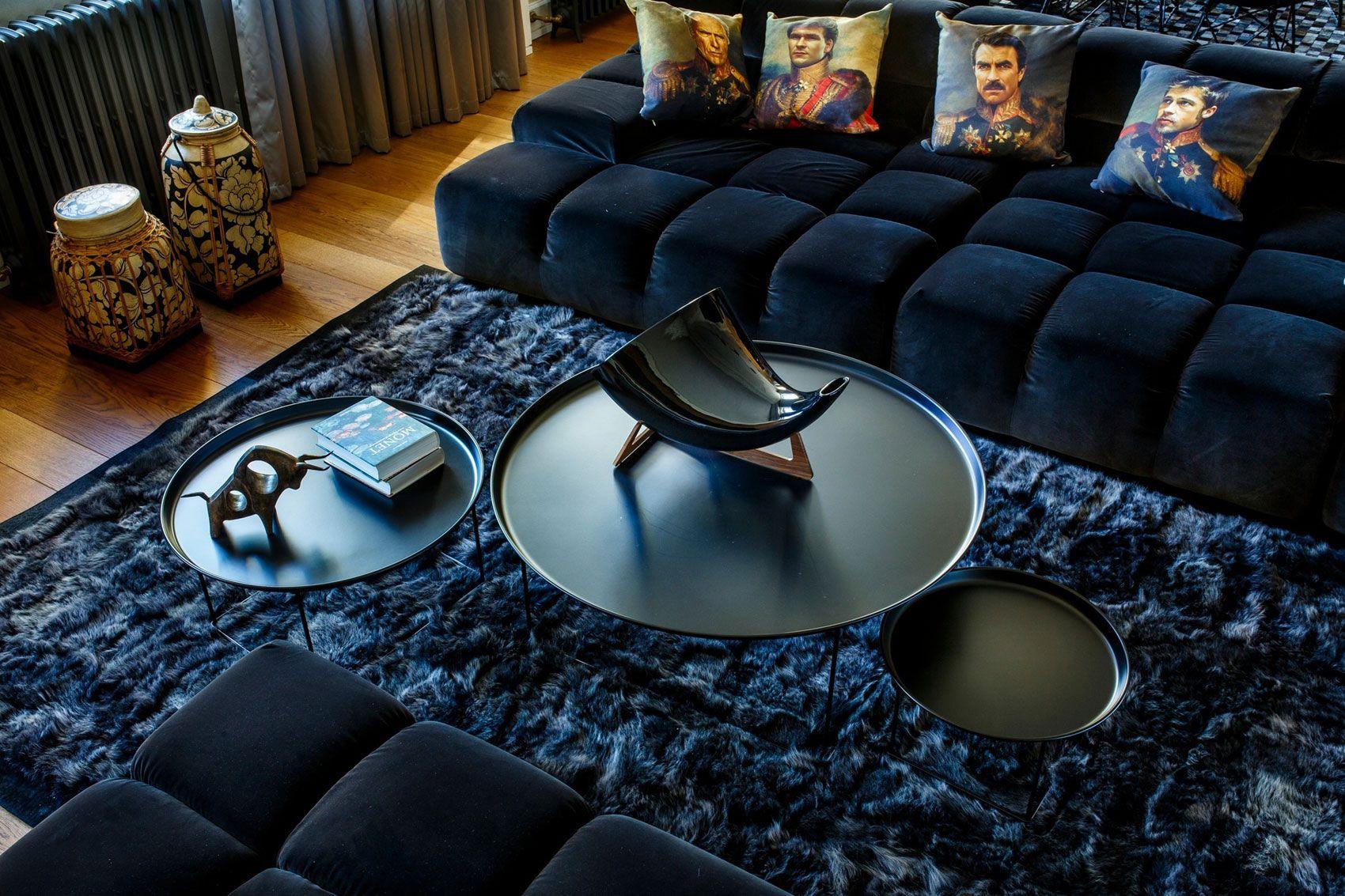 Modern Style of Man Choice 2 Apartment-05