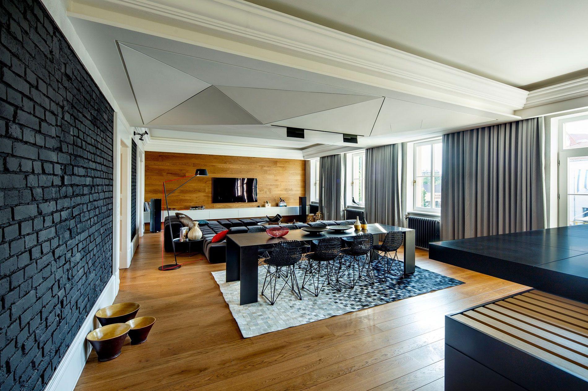 Modern Style of Man Choice 2 Apartment-07