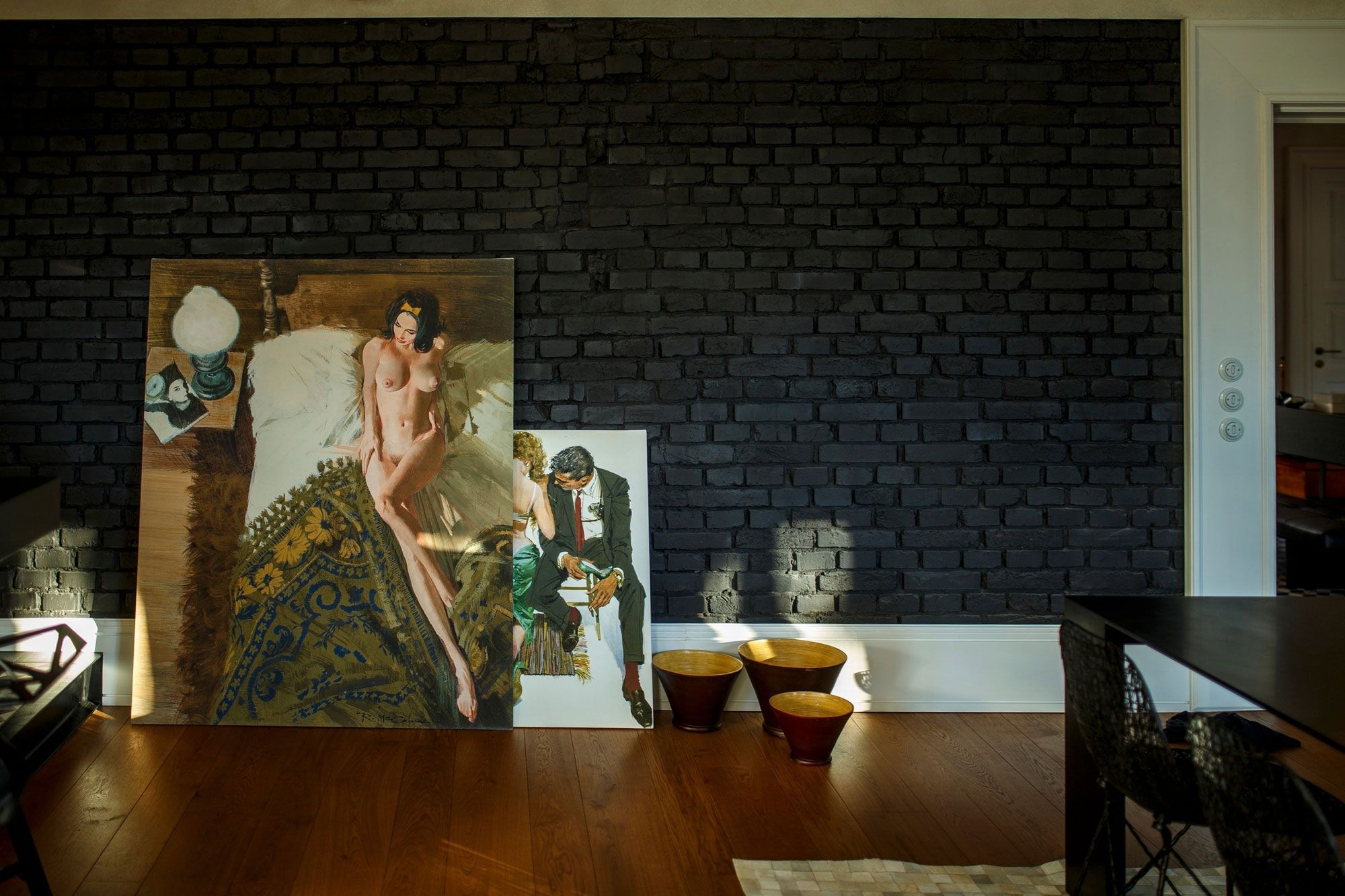 Modern Style of Man Choice 2 Apartment-08