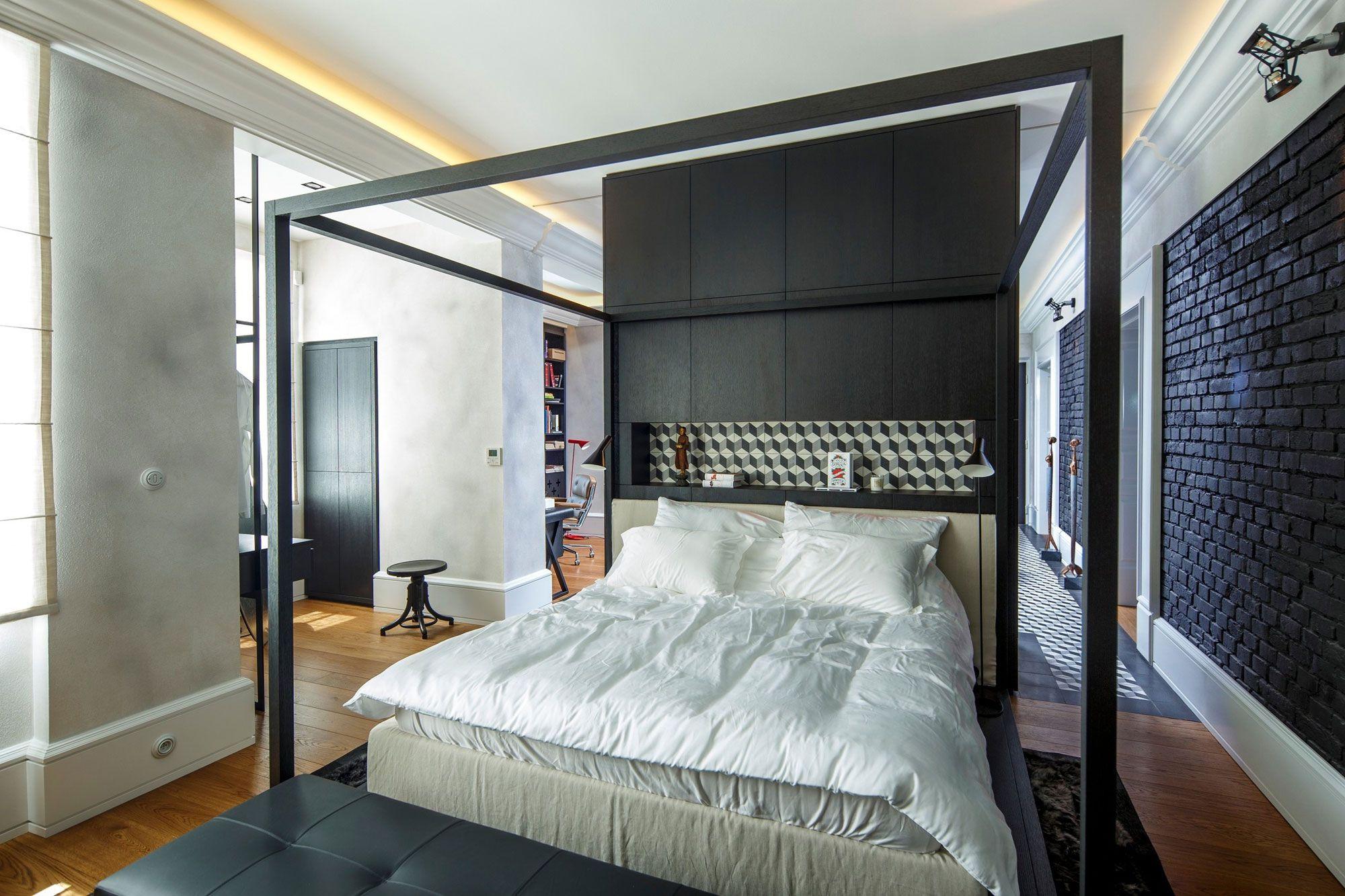 Modern Style of Man Choice 2 Apartment-13