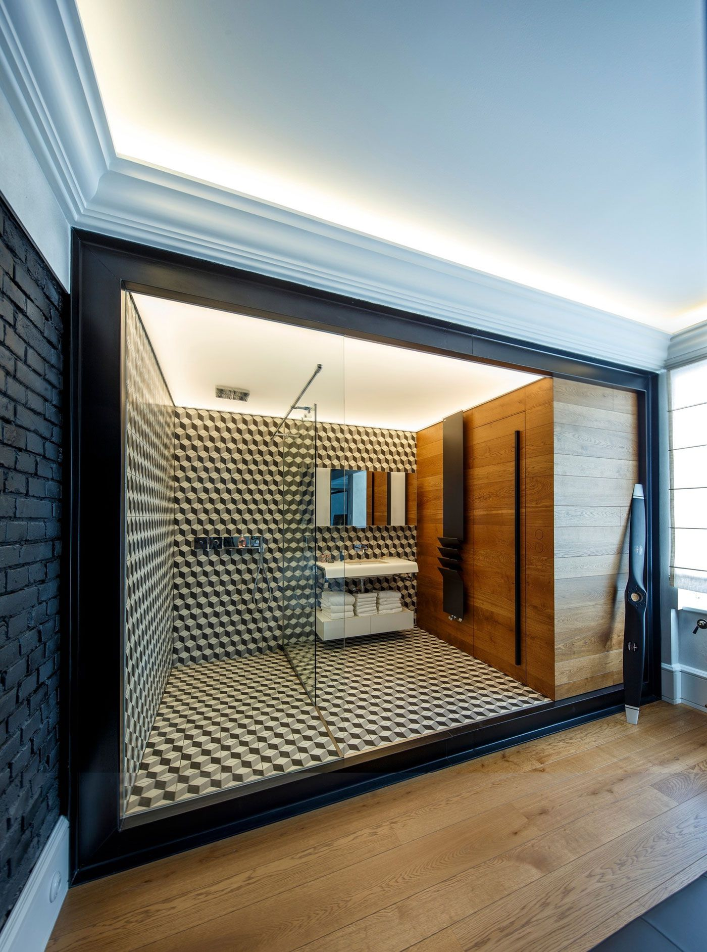 Modern Style of Man Choice 2 Apartment-15