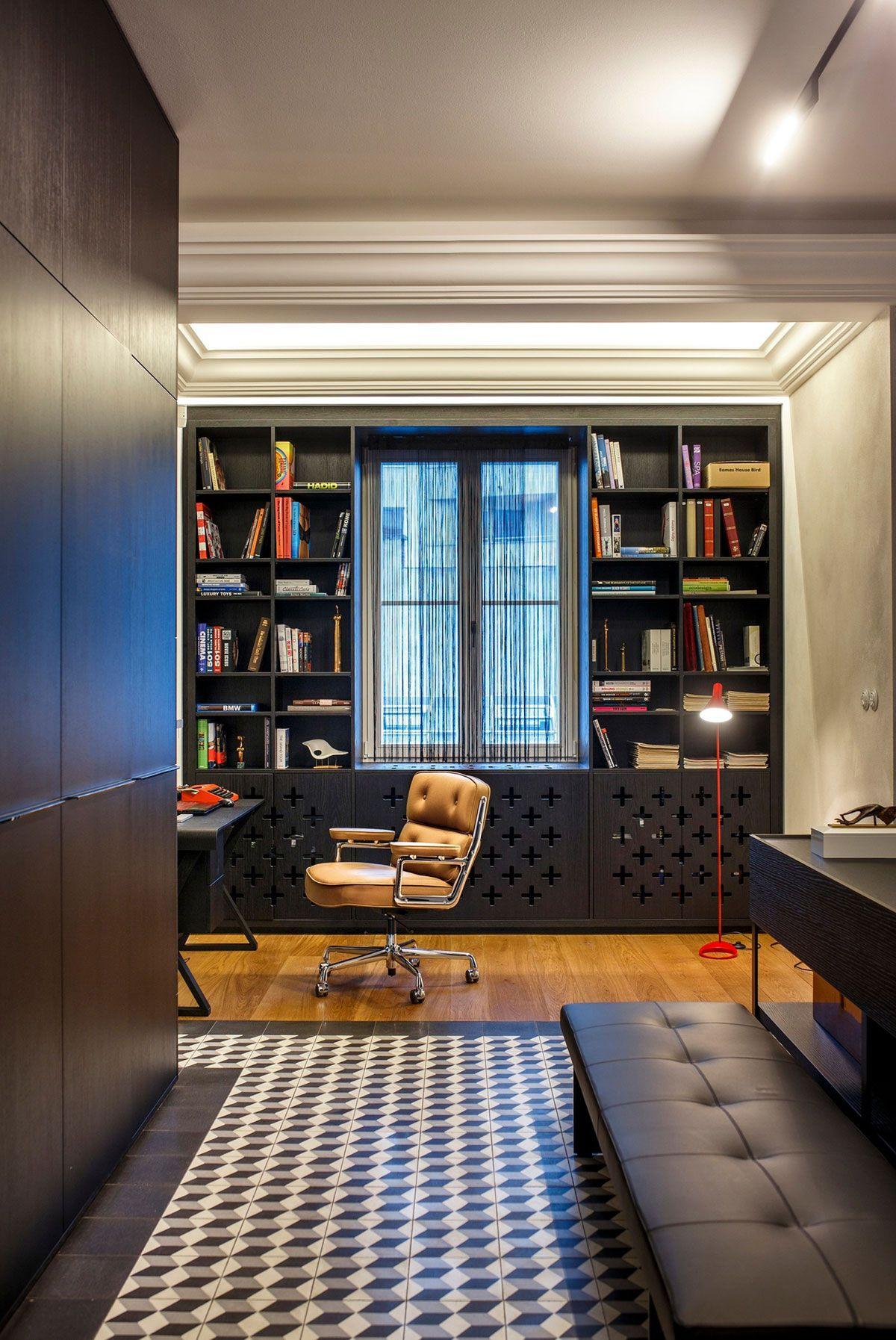 Modern Style of Man Choice 2 Apartment-18