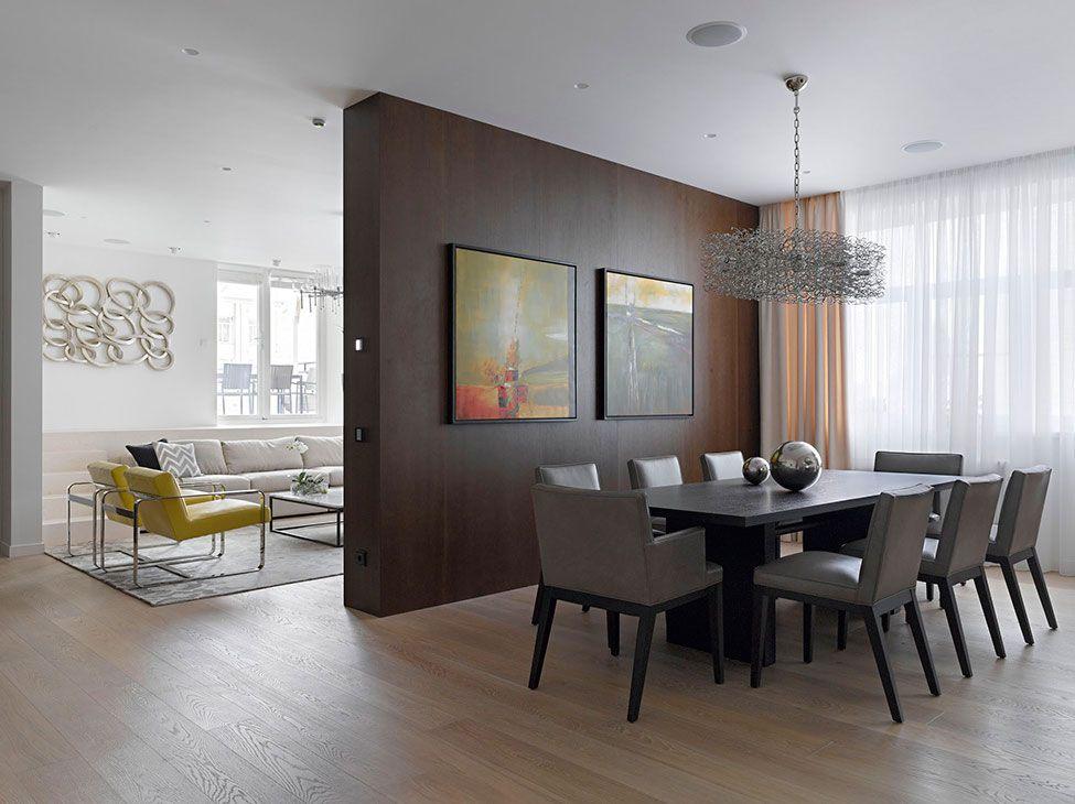 Moscow Stylish Apartment-11