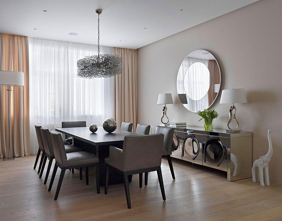 Moscow Stylish Apartment-13