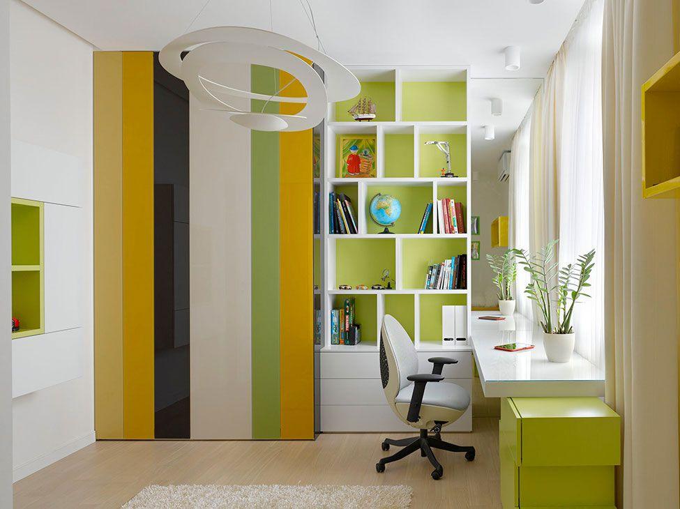Moscow Stylish Apartment-18
