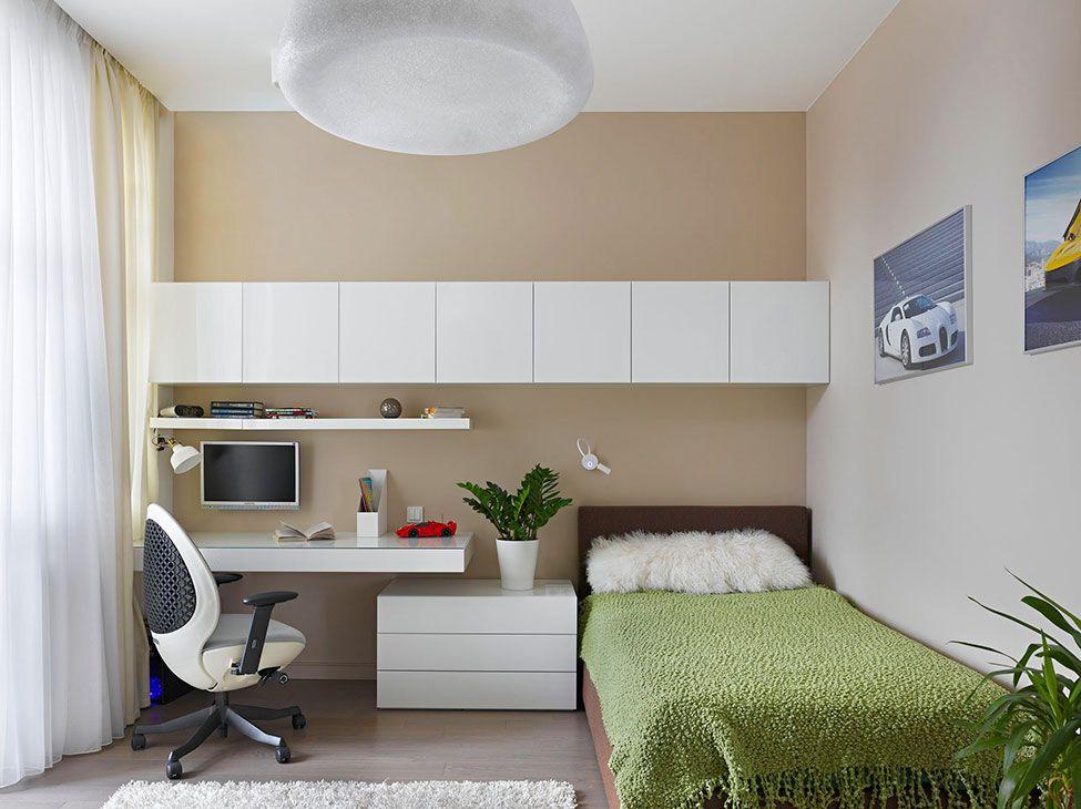 Moscow Stylish Apartment-19