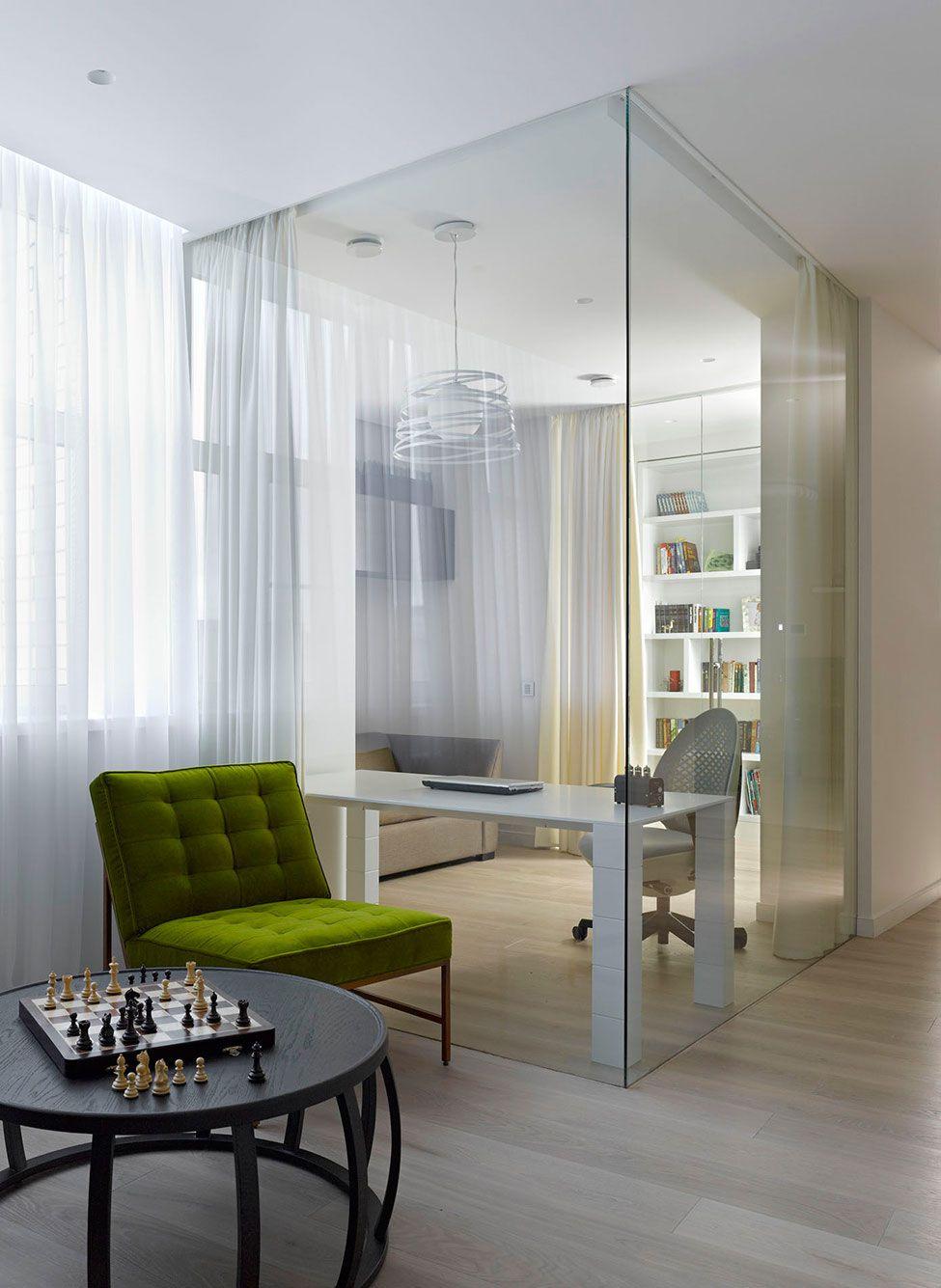 Moscow Stylish Apartment-25