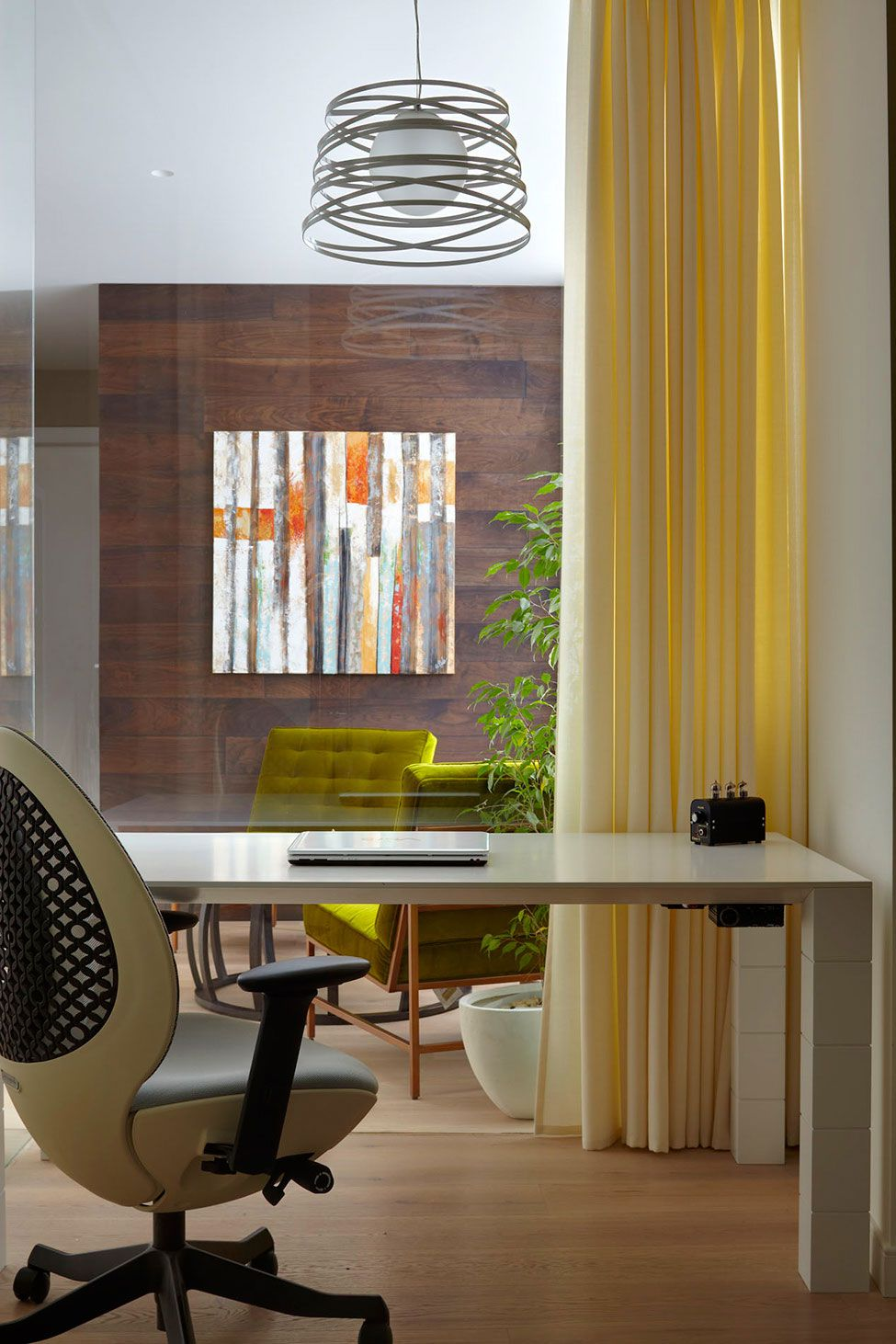 Moscow Stylish Apartment-27