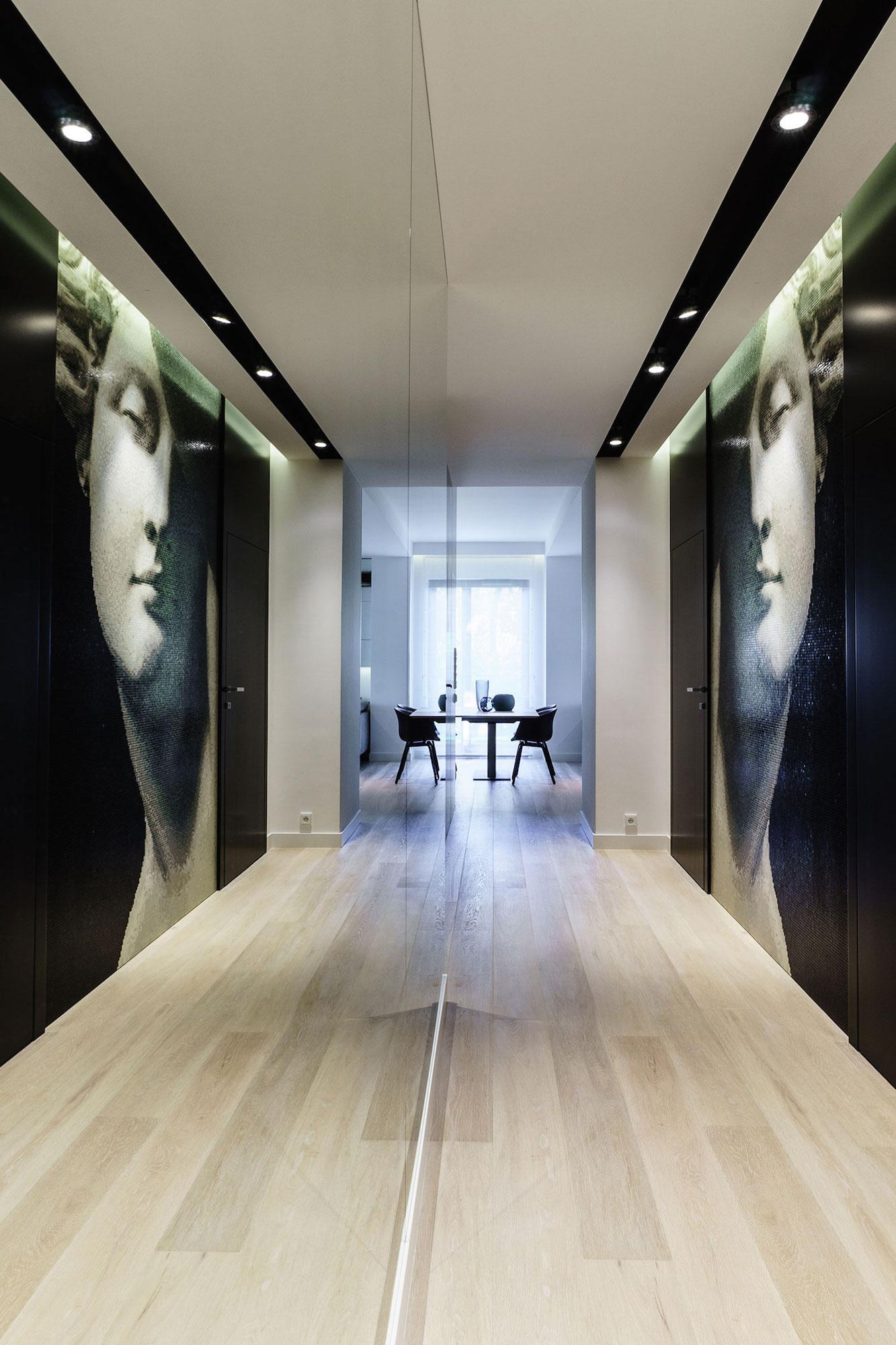 New Orlowo Apartment in Gdynia Dragon Art-01