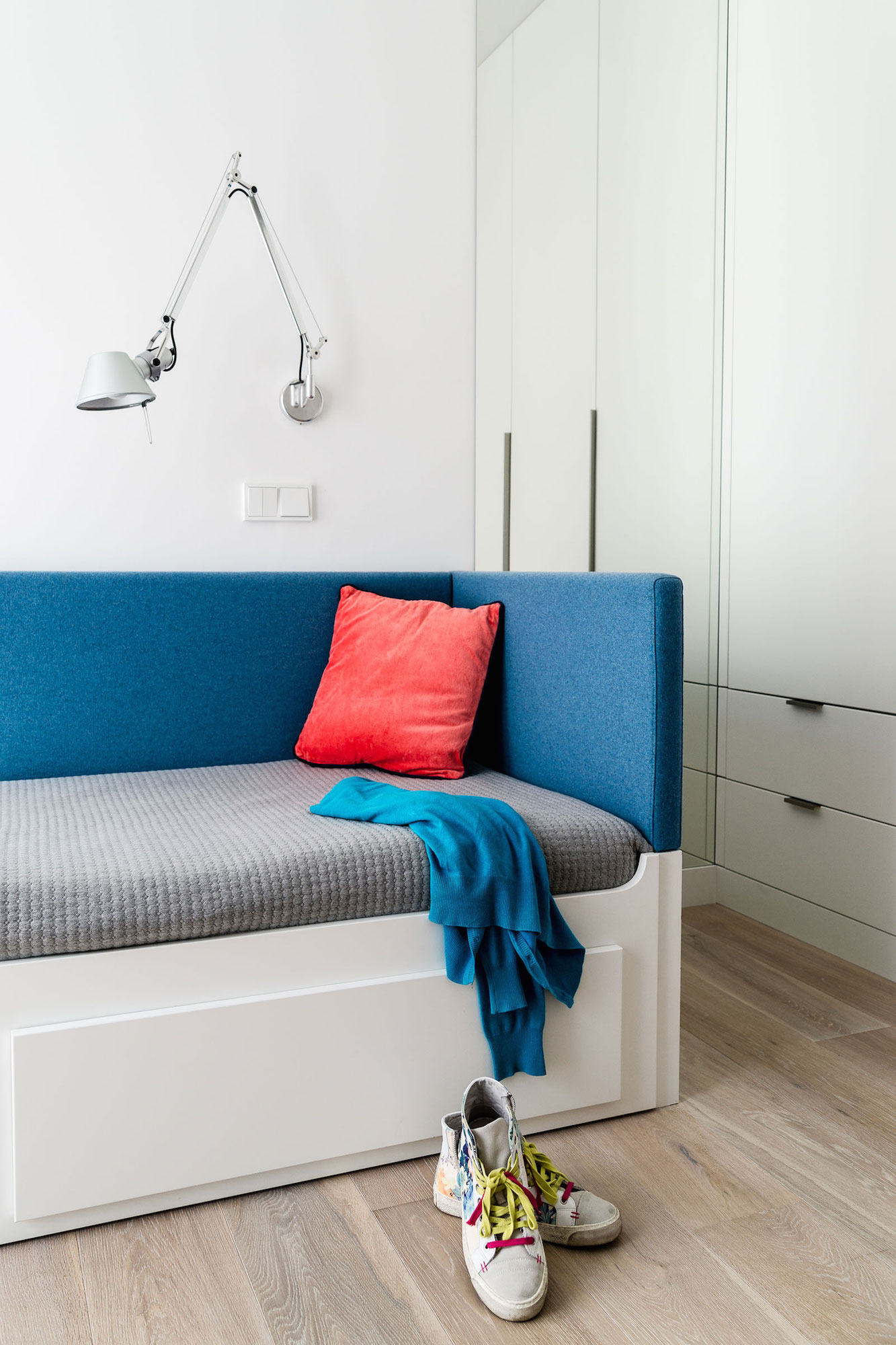 New Orlowo Apartment in Gdynia Dragon Art-12