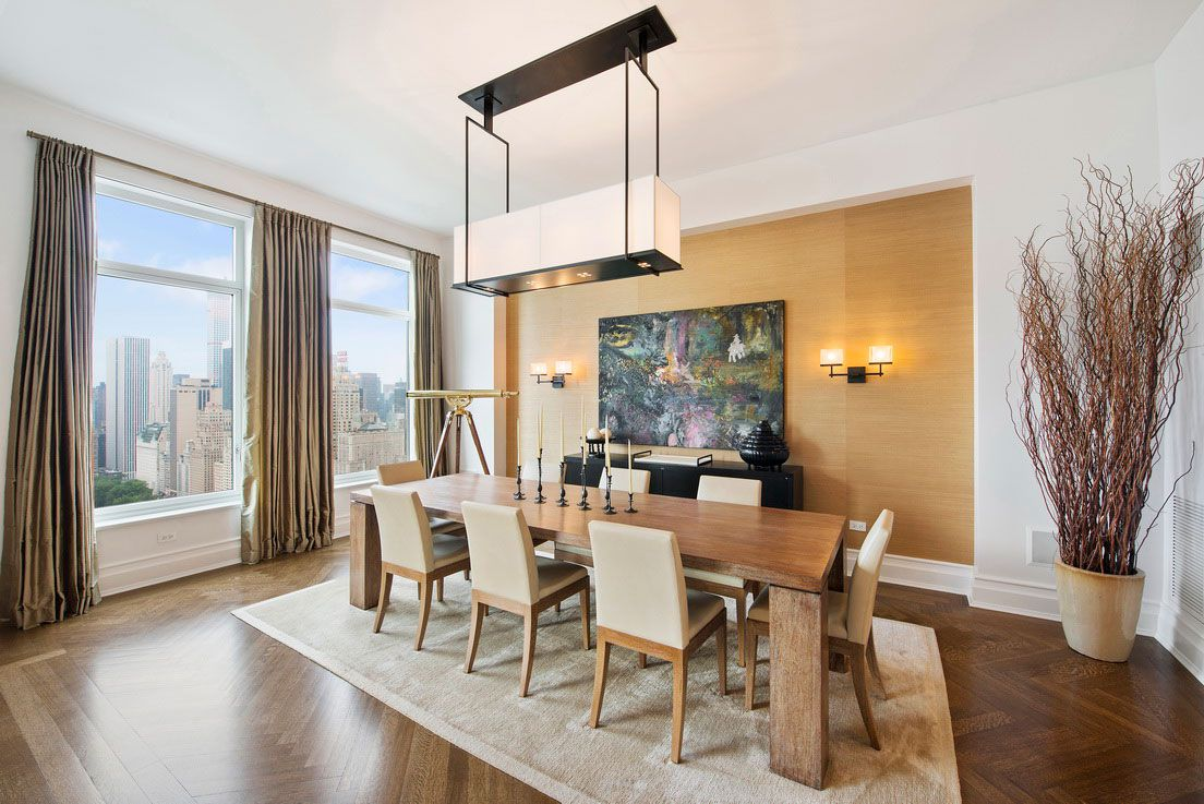 New York Luxury And Elegant Apartment Near Central Park CAANdesign Archit