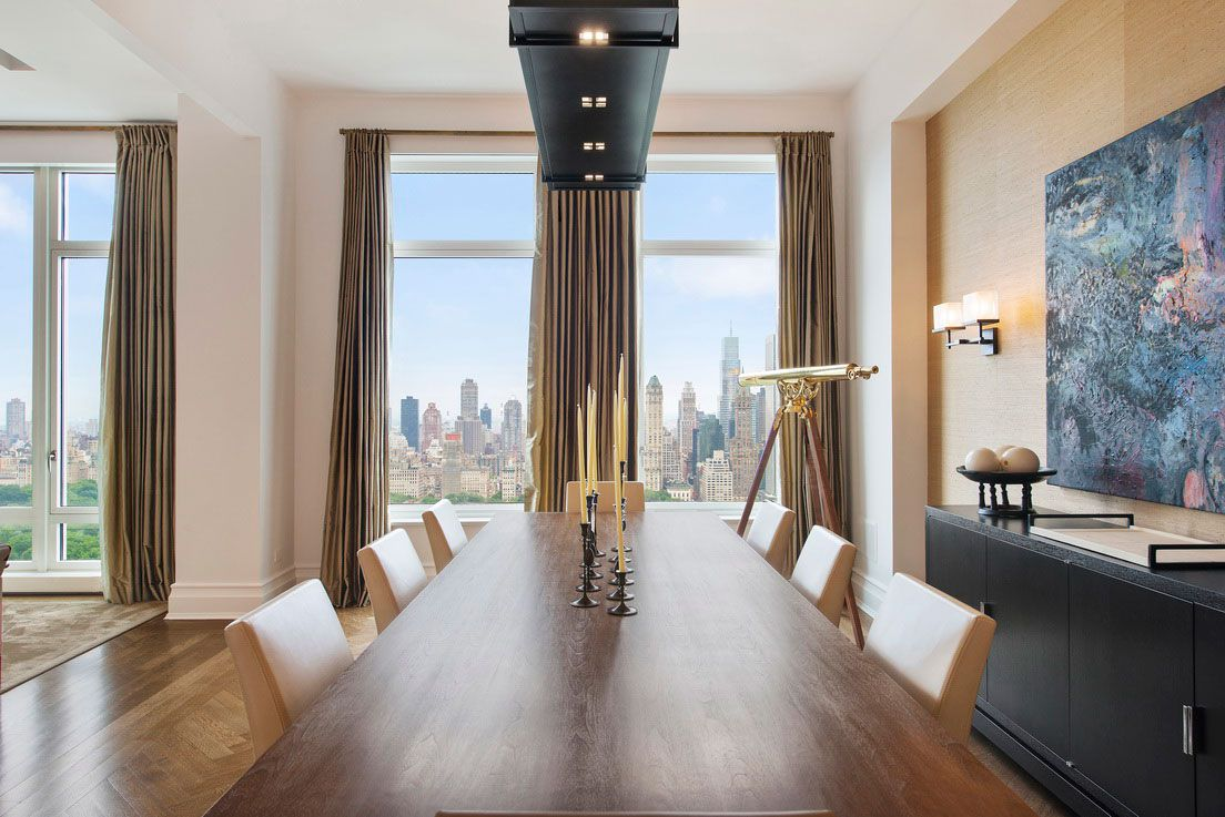 New York Luxury and Elegant Apartment Near Central Park-10