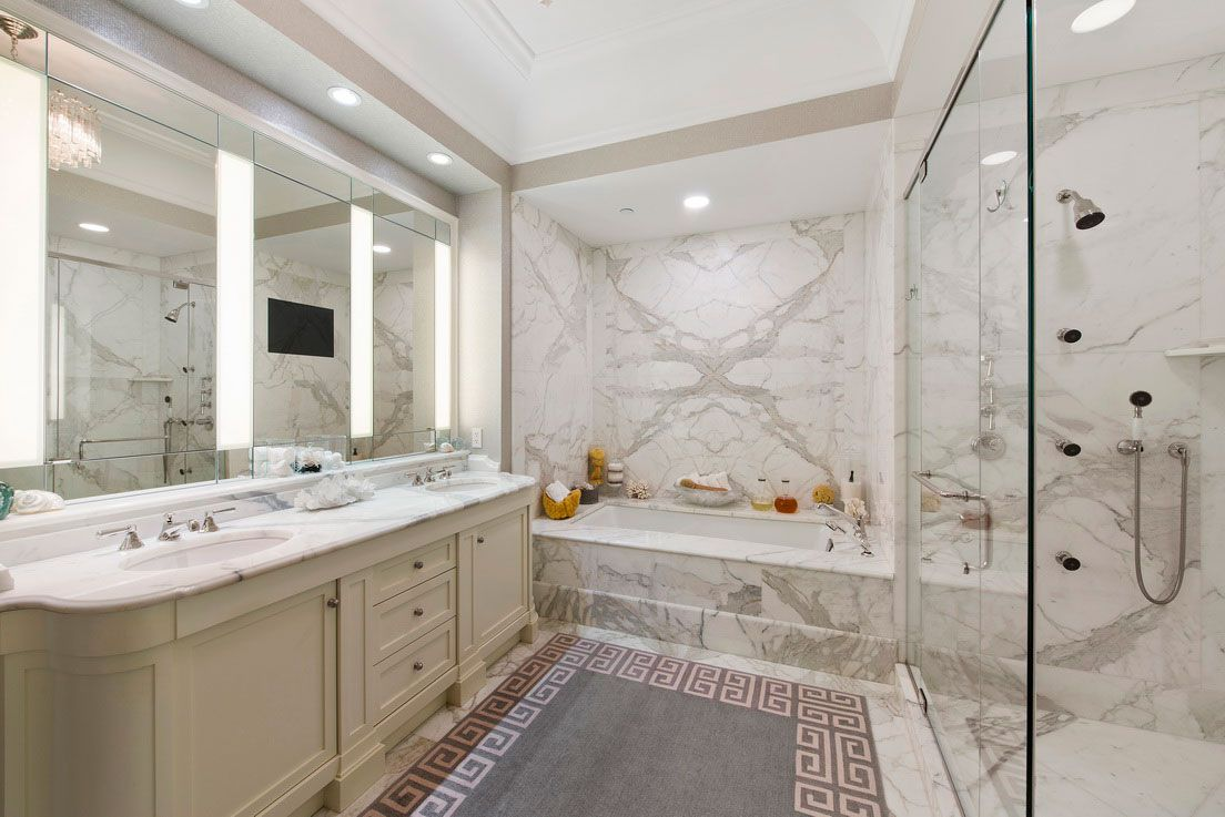 Central Park Bathrooms new york luxury and elegant apartment near central park