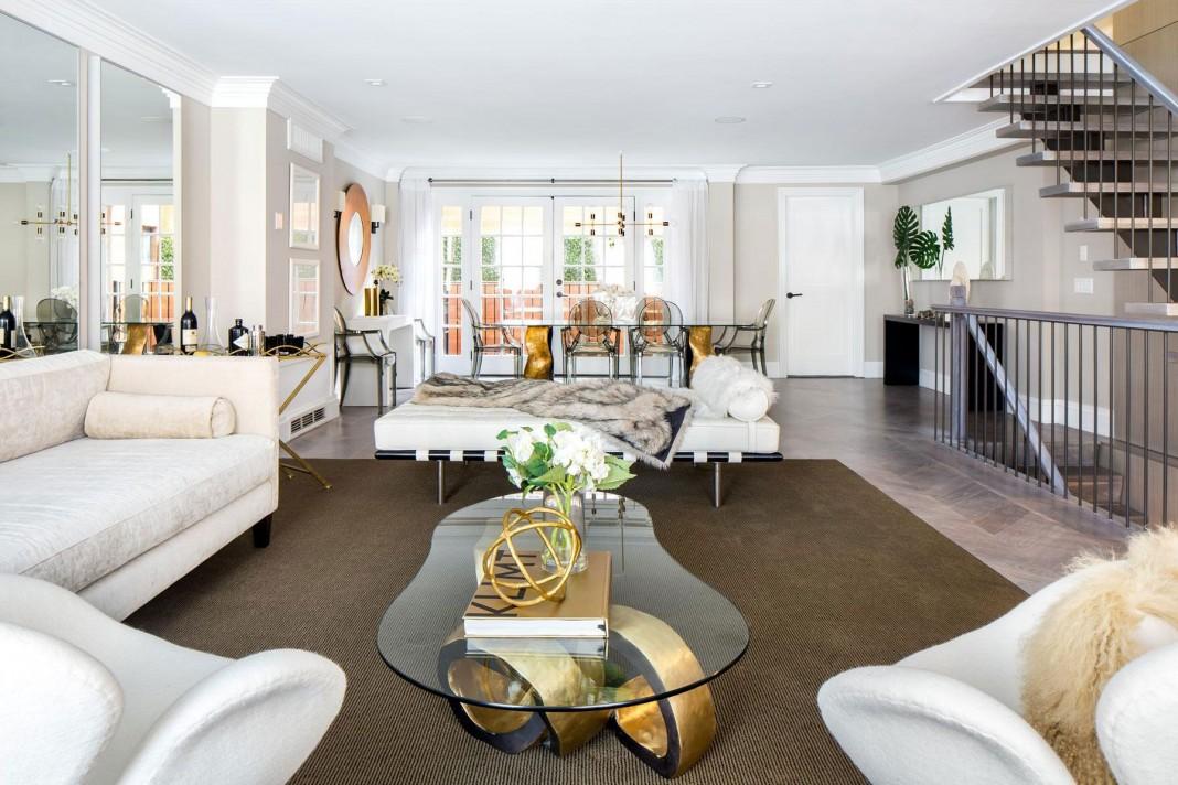 New York Modern Luxury Commerce House